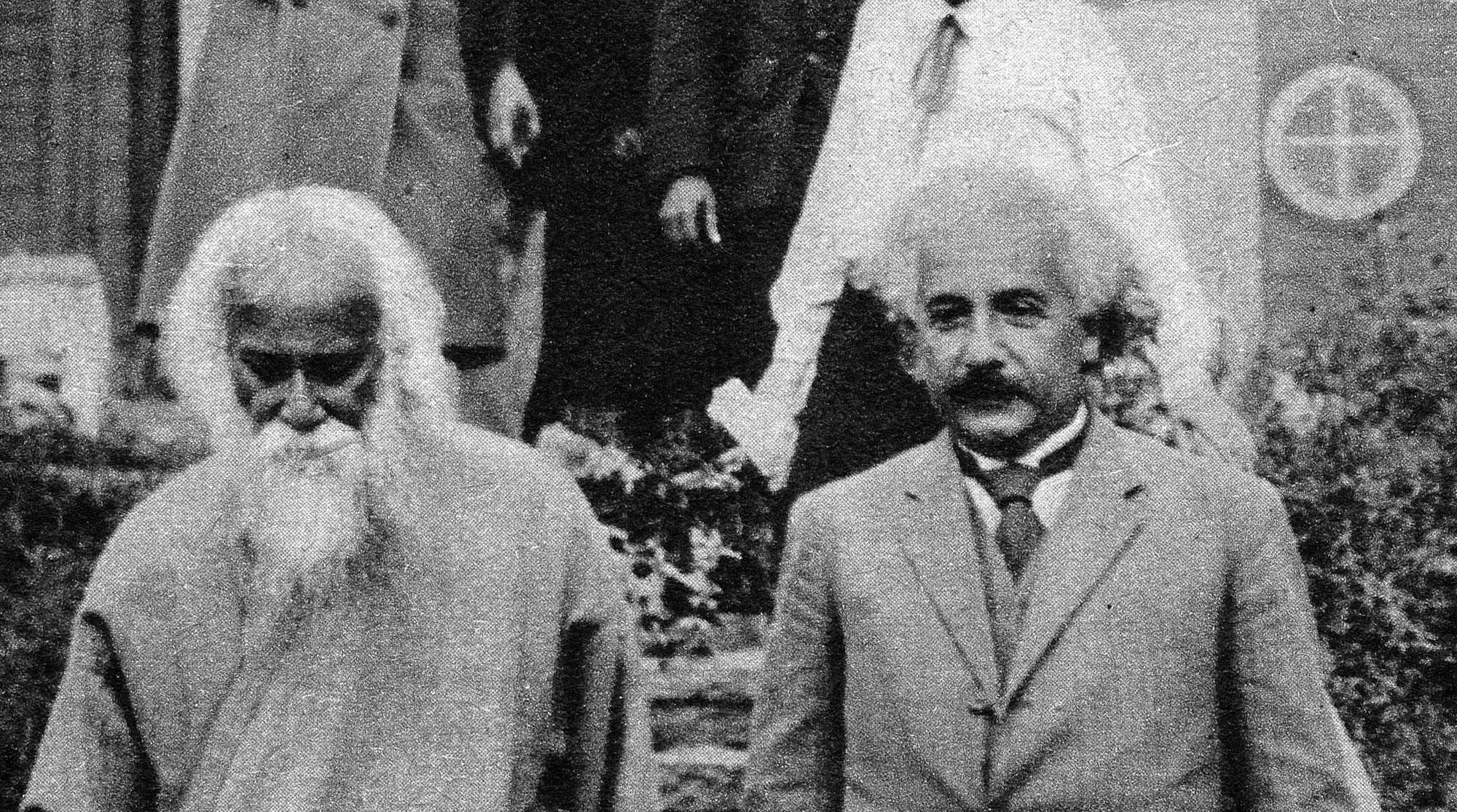 Stendhal, Einstein, Tagore und die Vermutung, dass Schönheit nicht im Auge des Betrachters liegt