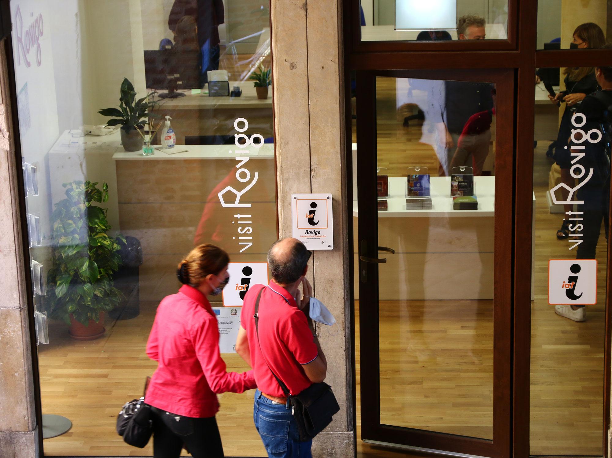 Inaugurato lo IAT di Rovigo Ufficio di Promozione Turistica
