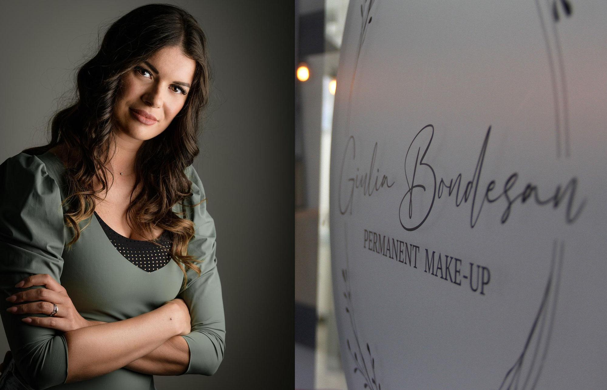 Apre Giulia Bondesan Permanent Make Up