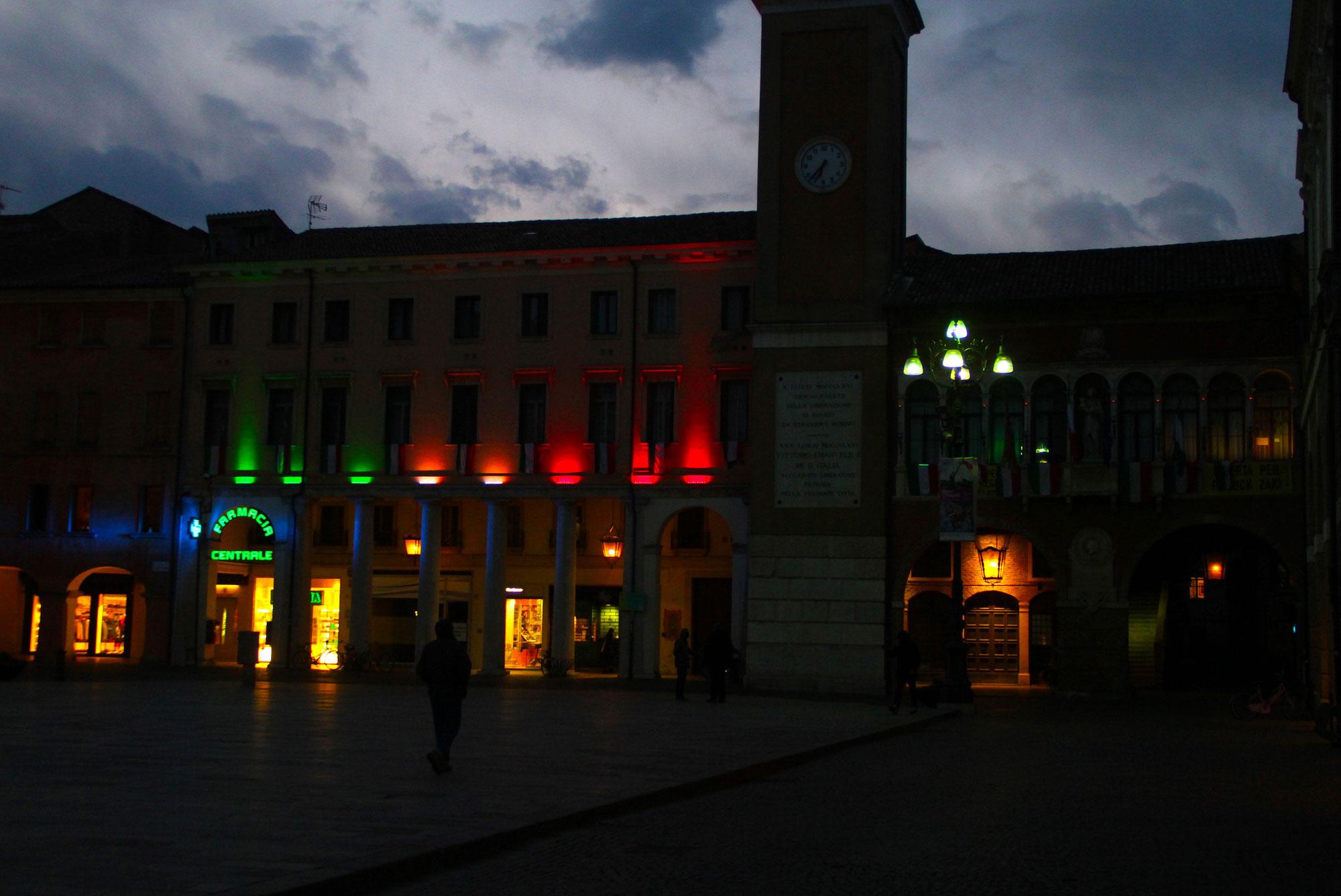 Il Comune di Rovigo aderisce a M'illumino di meno