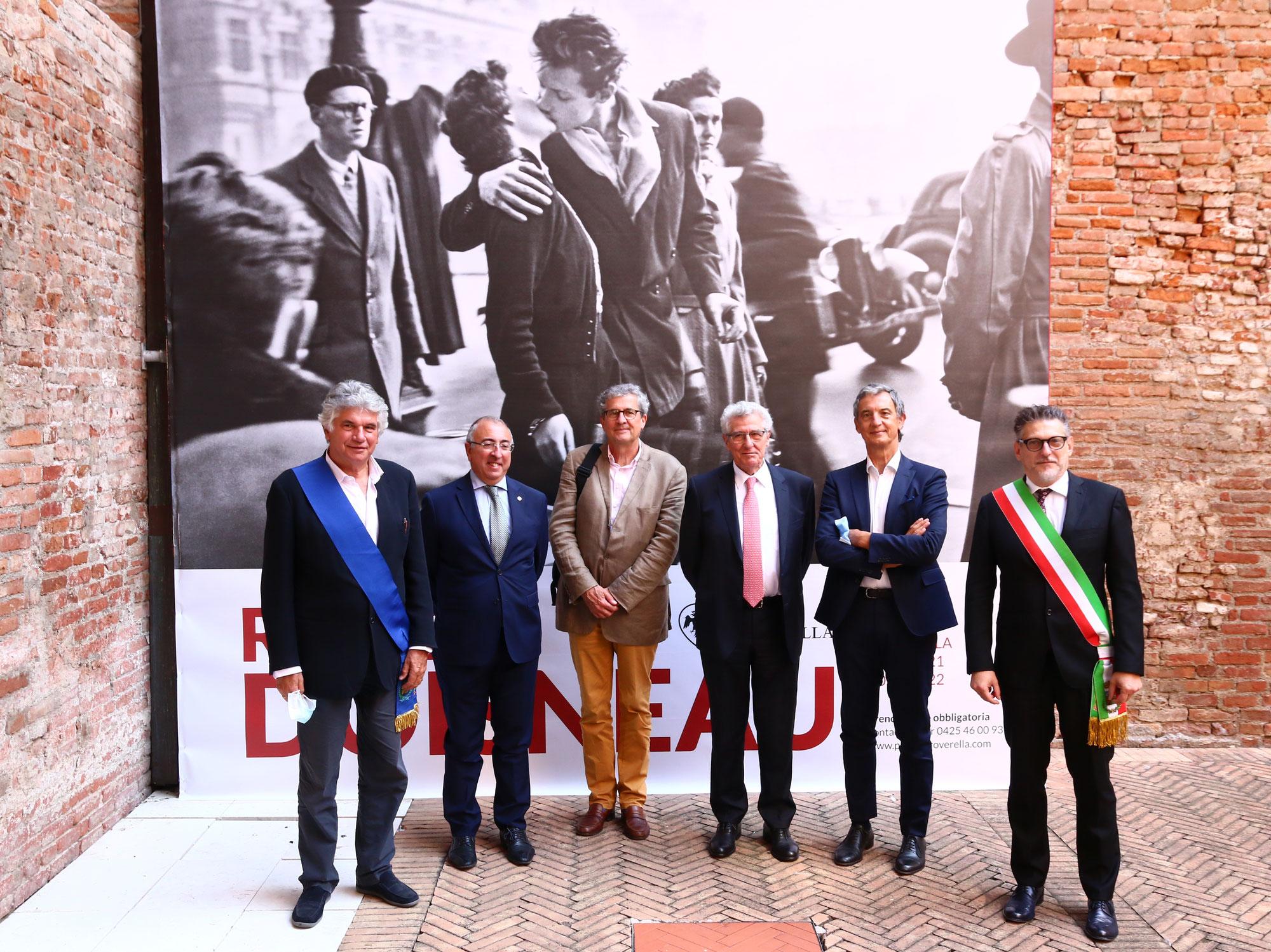 ROBERT DOISNEAU. Inaugurata la nuova esposizione a Palazzo Roverella