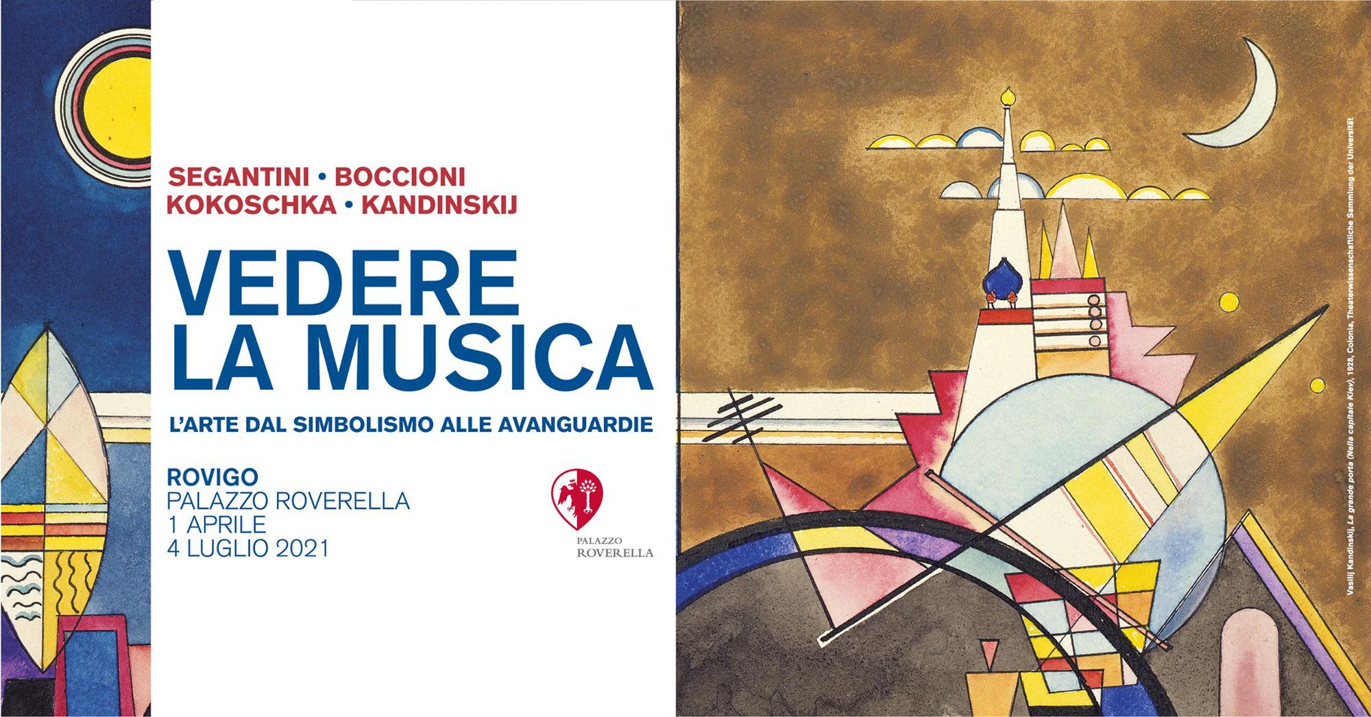 Vedere la Musica in mostra a Palazzo Roverella