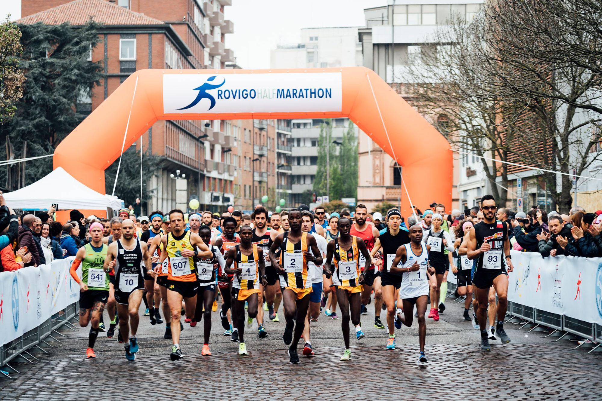 Rinviata al 2022 la Rovigo Half Marathon