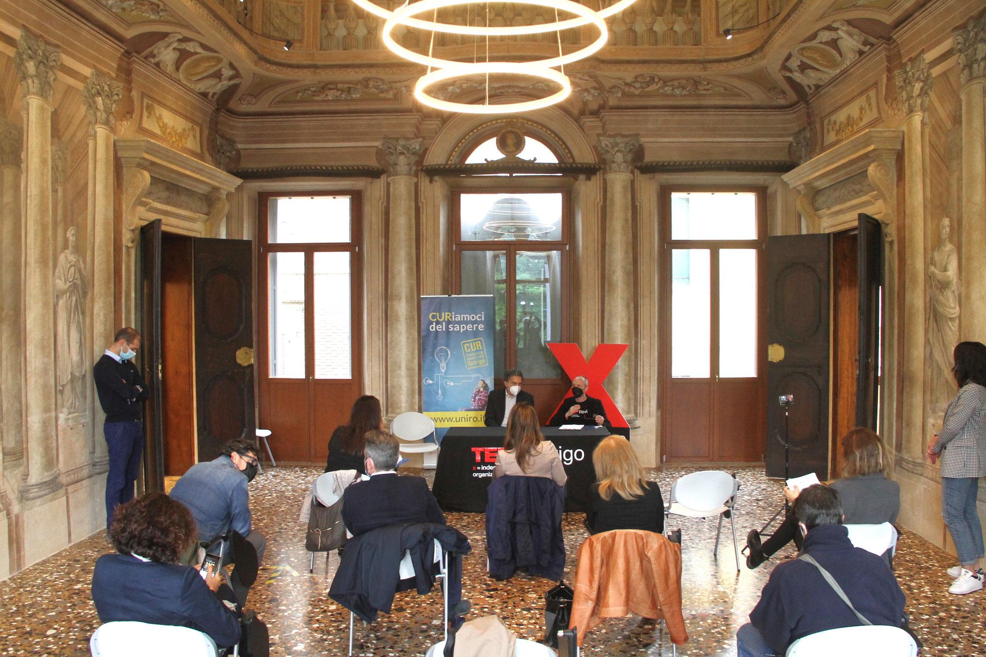 1 Maggio con il TEDx Rovigo in streaming