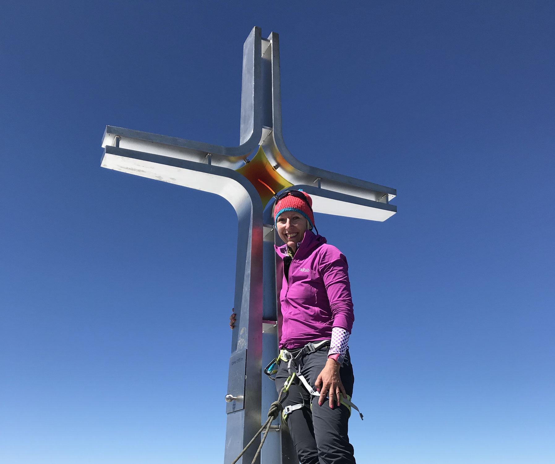 Endloses Gipfelglück: König Ortler - mein Sehnsuchtsberg