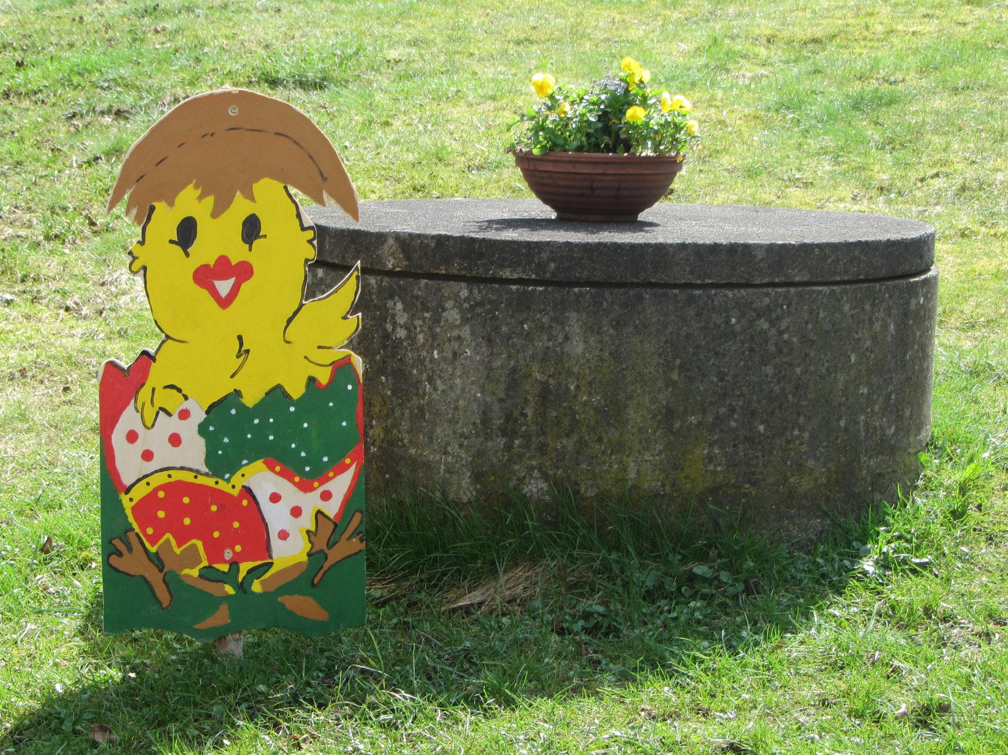 Osterbrunnen '21