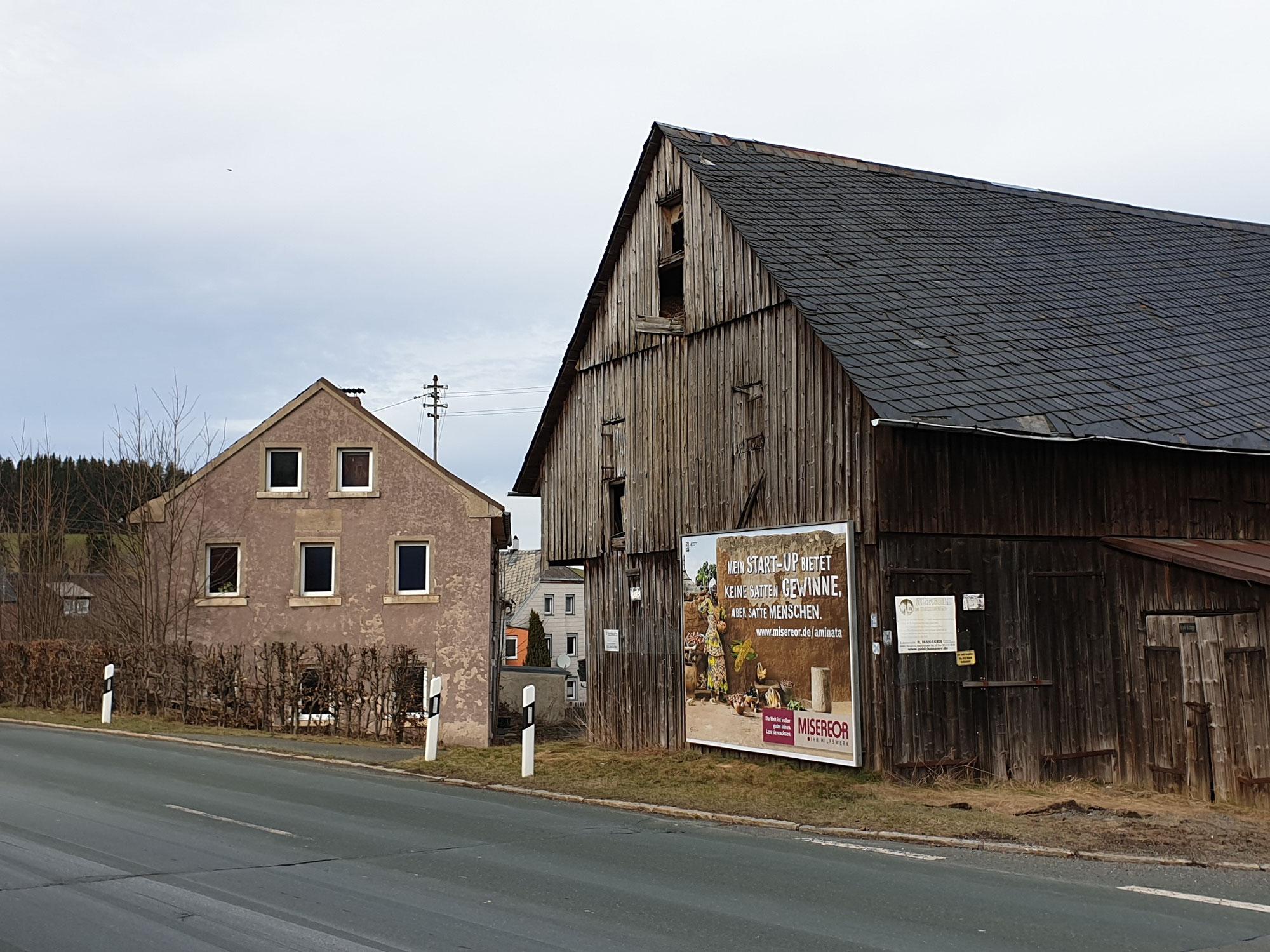 HSL: Ein Dorf im Wandel