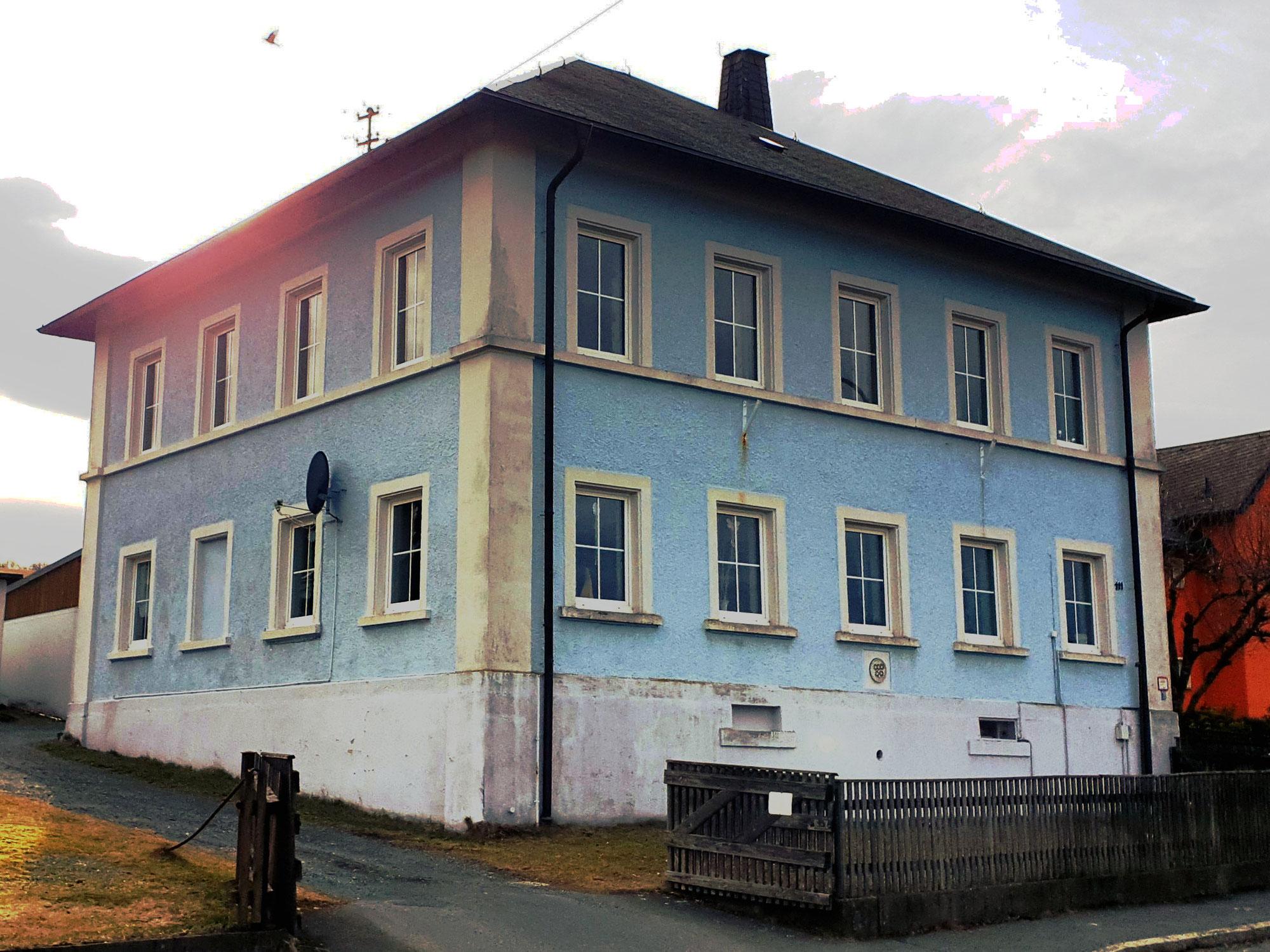 FP: Große Pläne für Kleinschwarzenbach