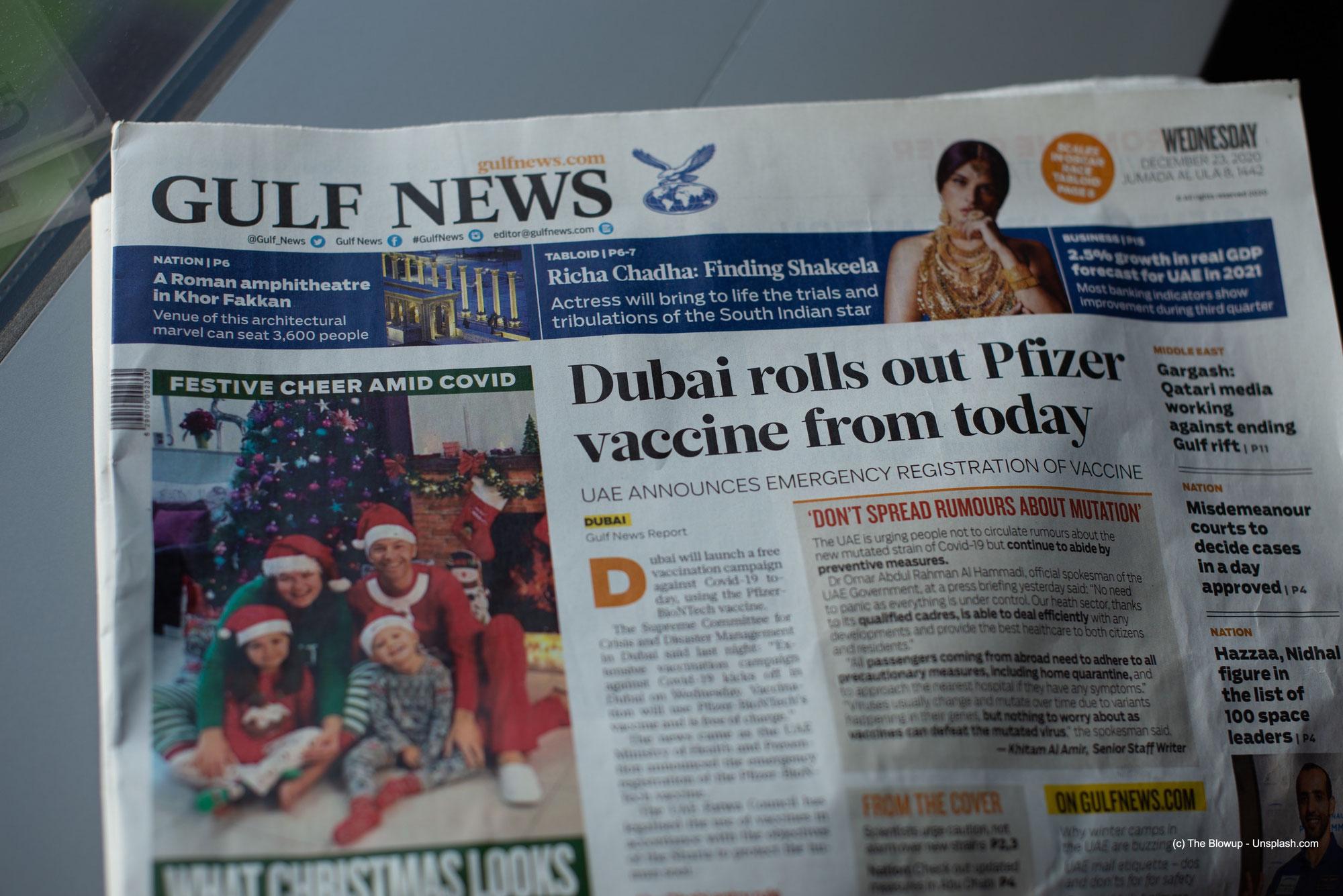 Das Wirkungsprofil der Covid-19 Impfstoffe