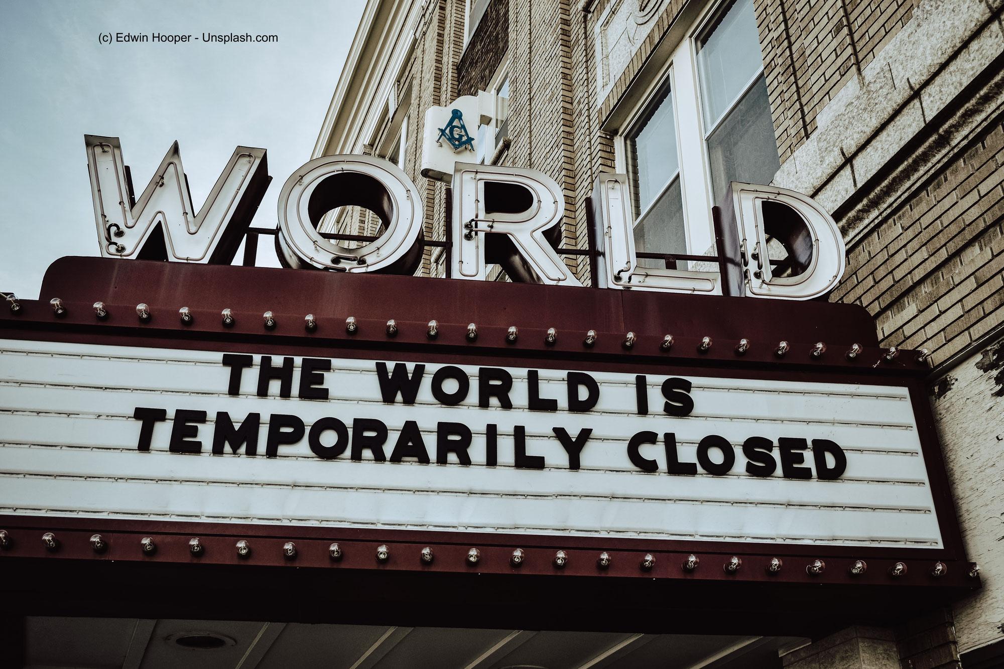 Geschäftsmodell Pandemie