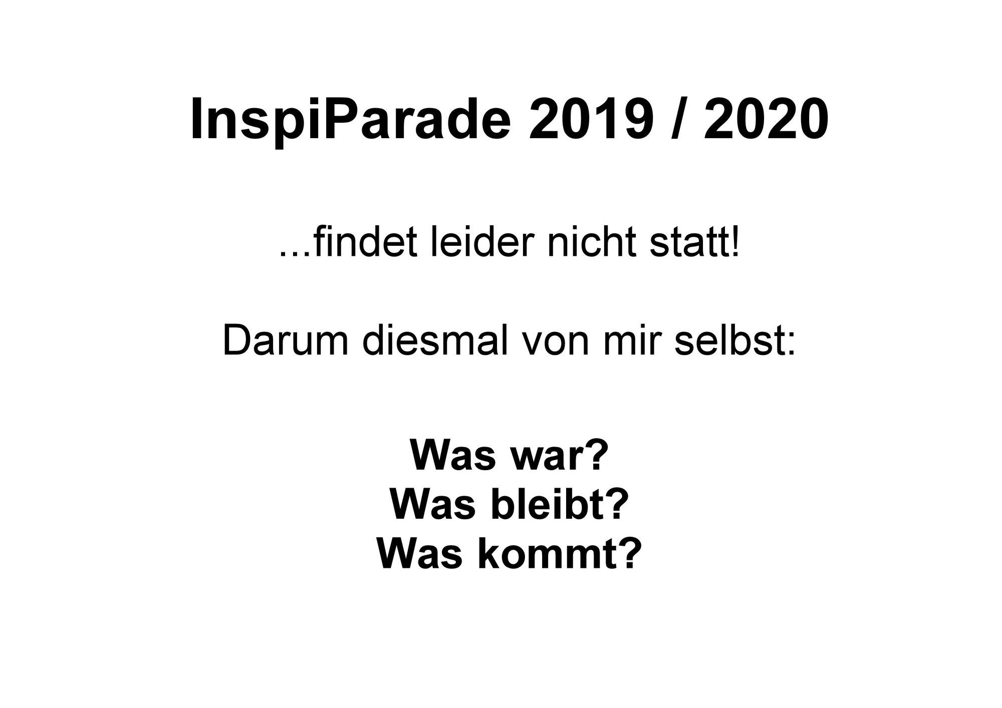 Mein Jahresrückblick 2019 - meine Vorschau auf 2020