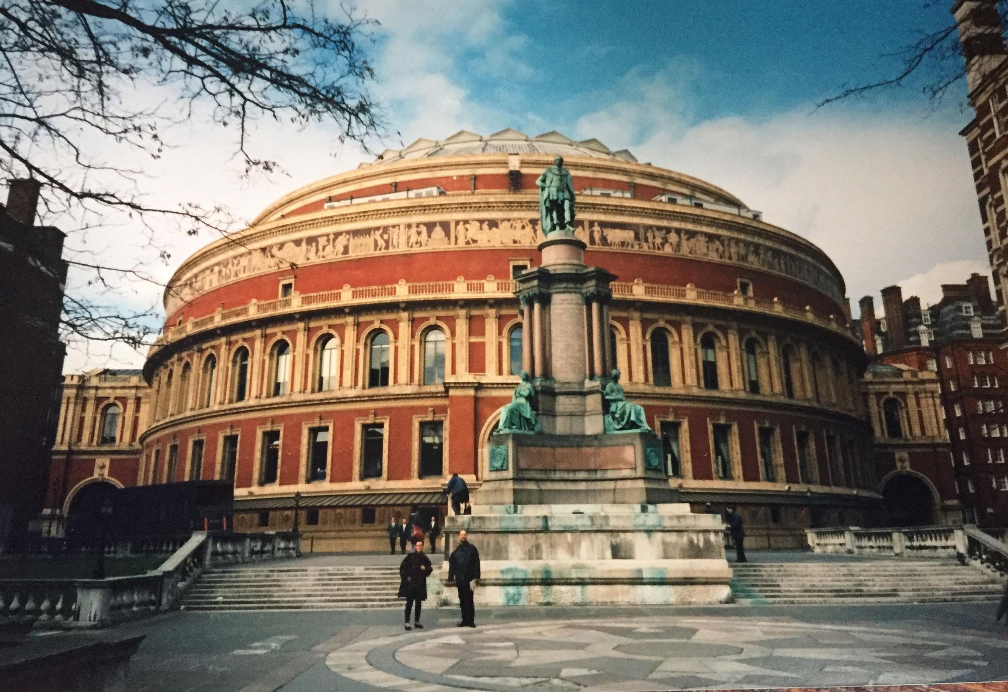 Concert at the Royal Albert Hall