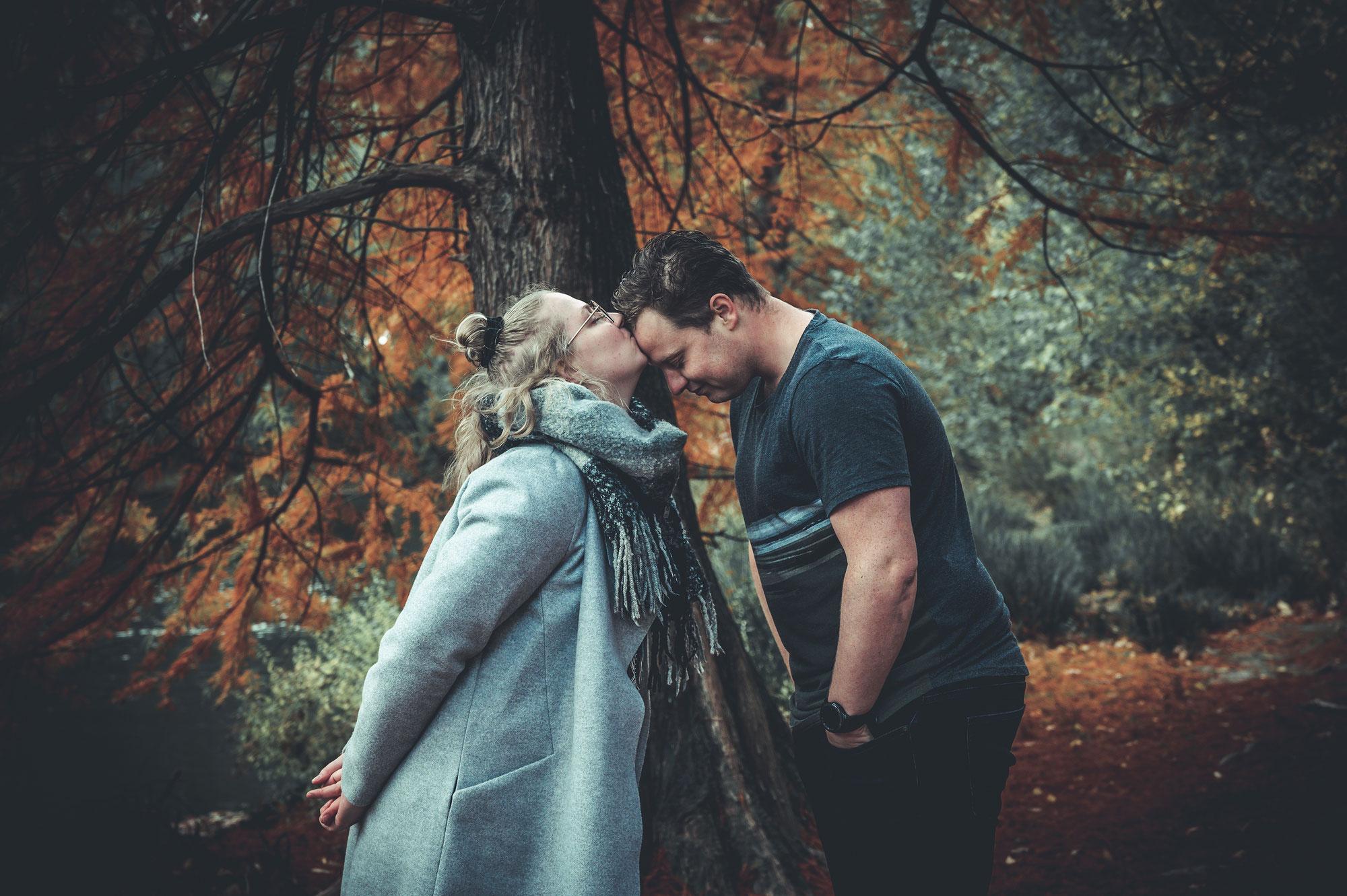 Lovestory van Mike & Inge