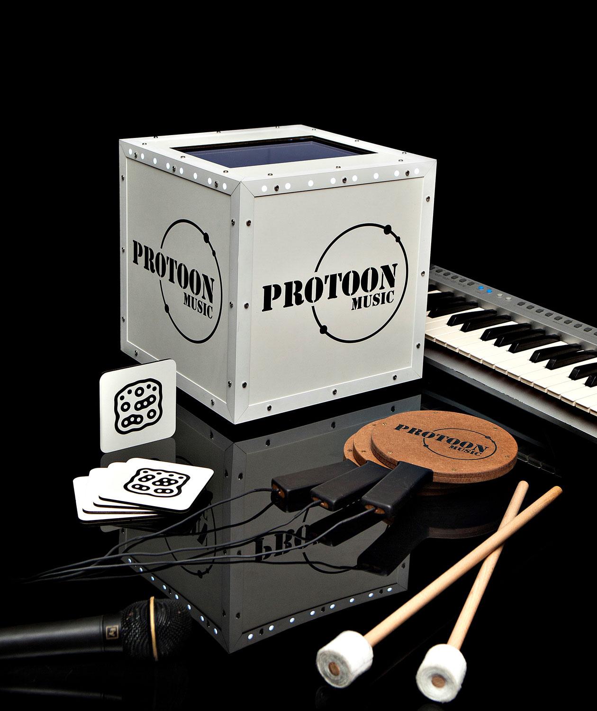 Protoon Music bij Hedon - Totaalbeeld