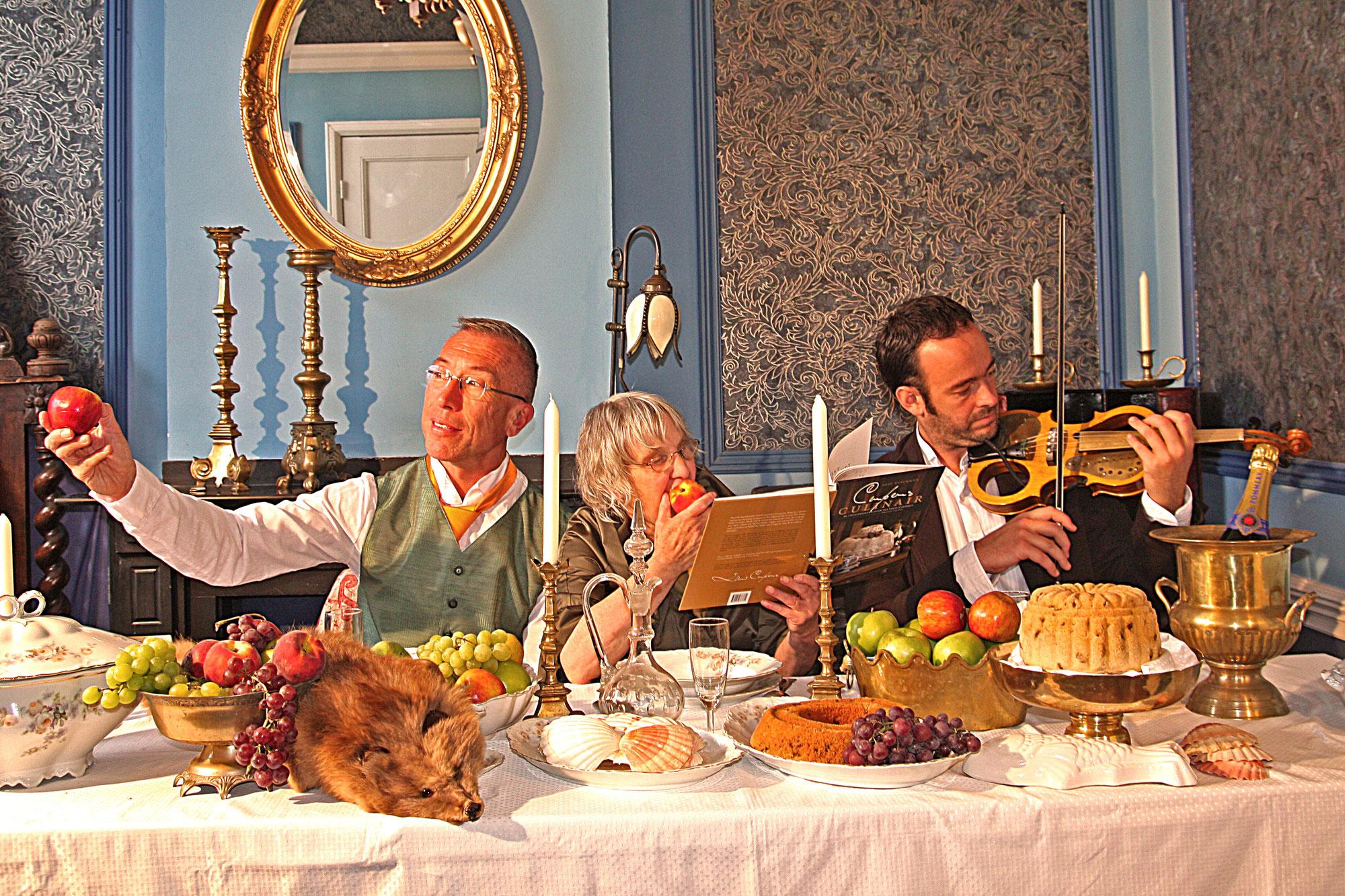 Fotografie Couperus Culinair