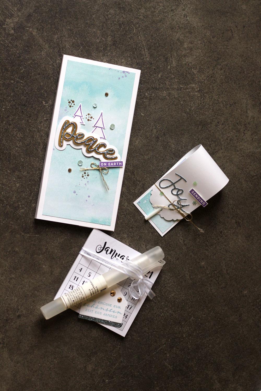 Das zeige ich dir -  Produktpaket Peace & Joy