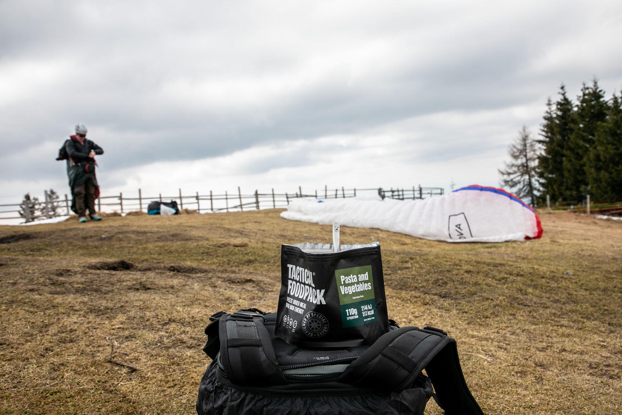 Tactical Foodpack - Teil 1