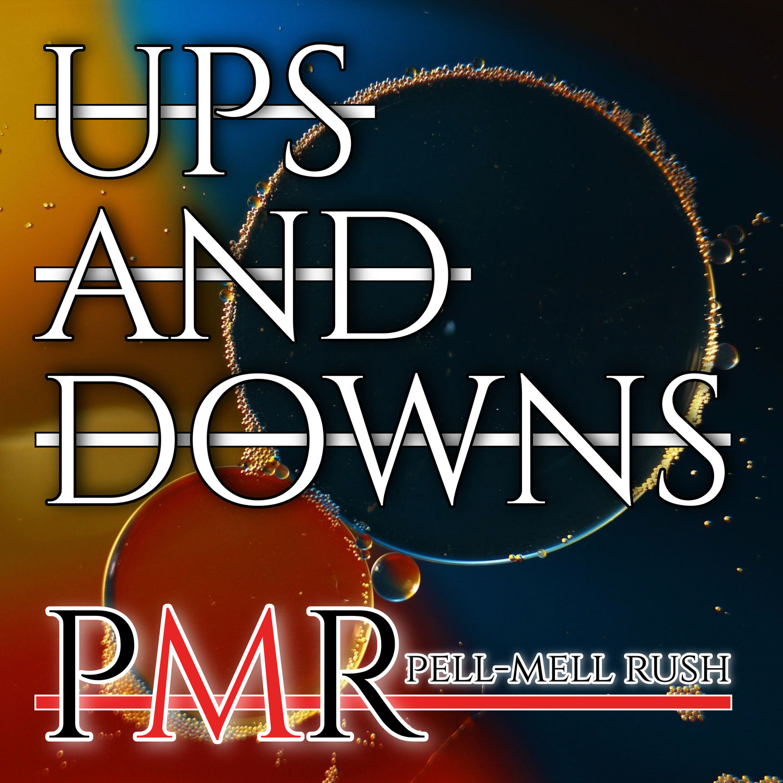 "2ndアルバム ""UPS AND DOWNS"" 本日配信スタートしました。"