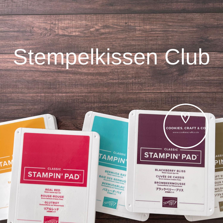 Stempelkissen Club - Teilen wir das Farbenglück
