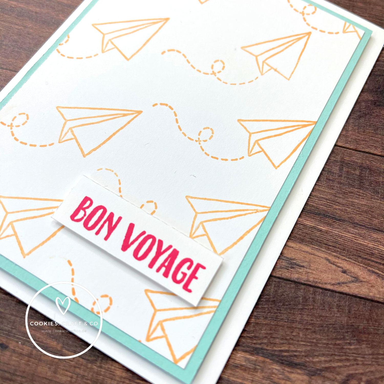 Bon Voyage - Maui Achievers Blog Hop