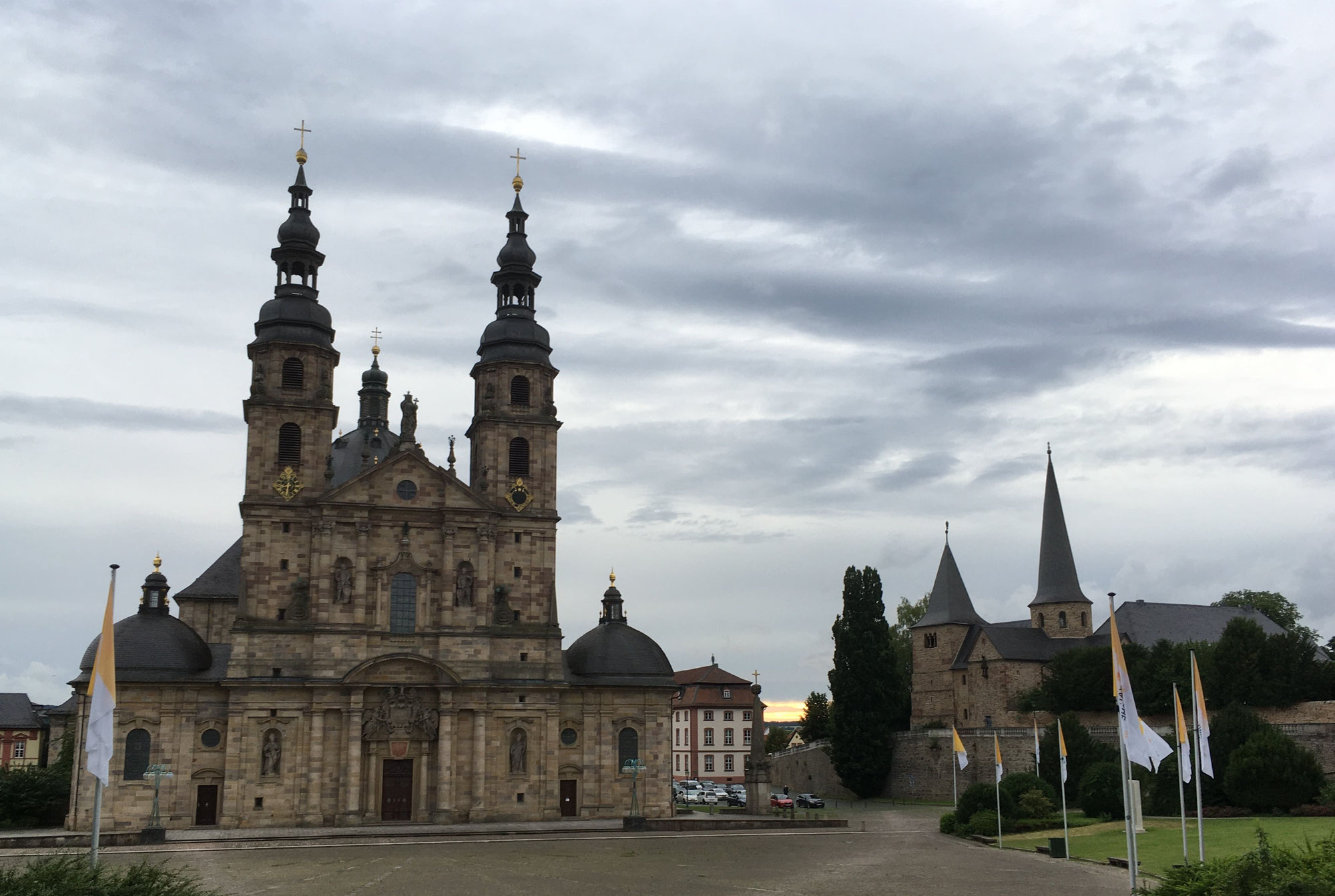 Klausurtagung des Pastoralteams in Fulda