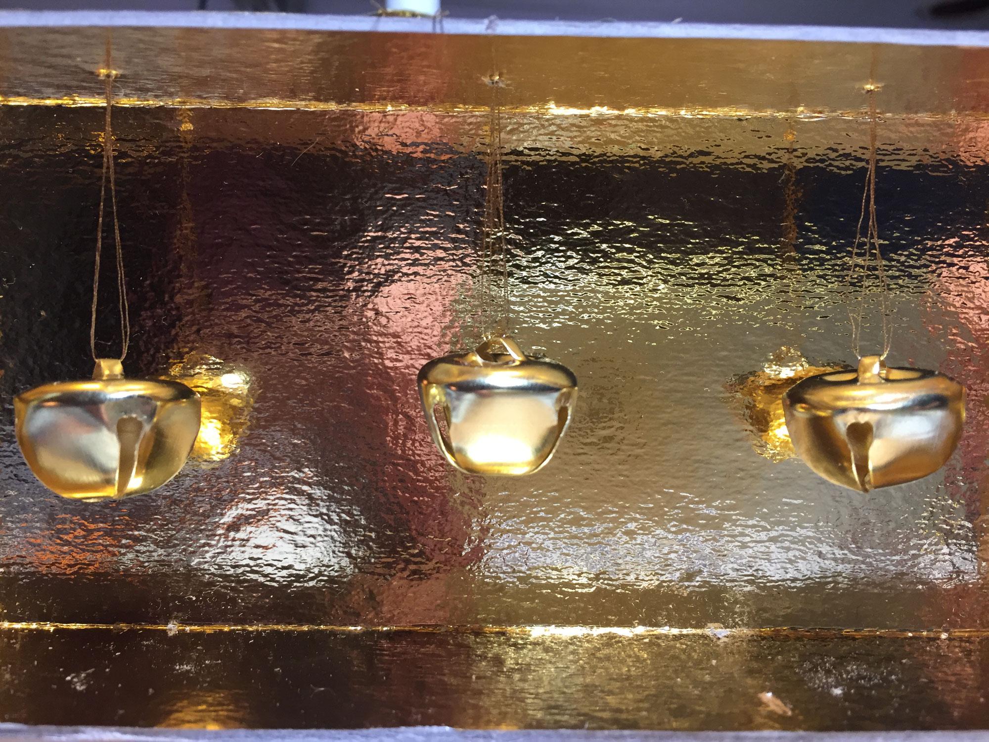Trudeln und Taumeln im Goldenen Raum