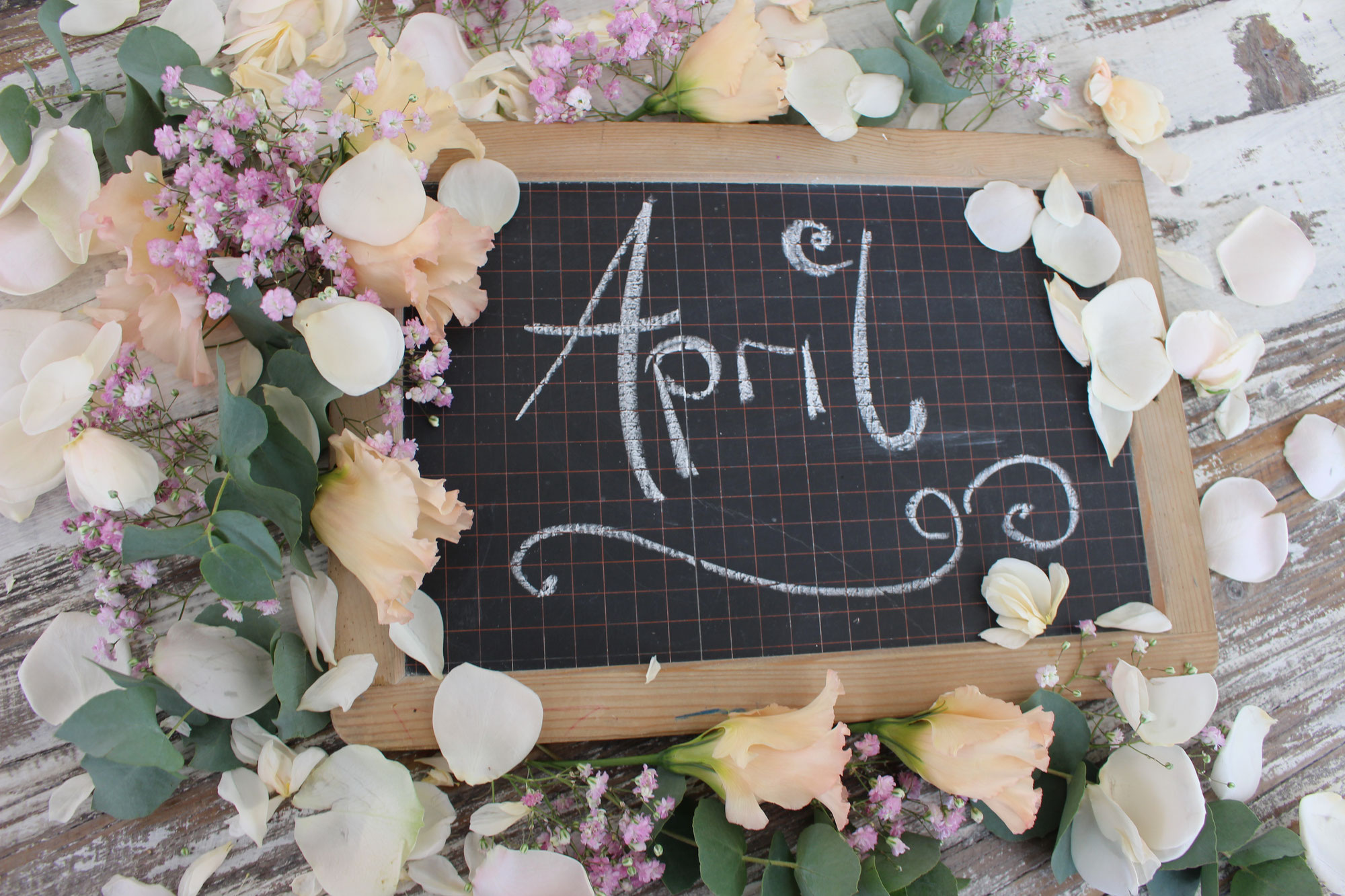 #April Garten