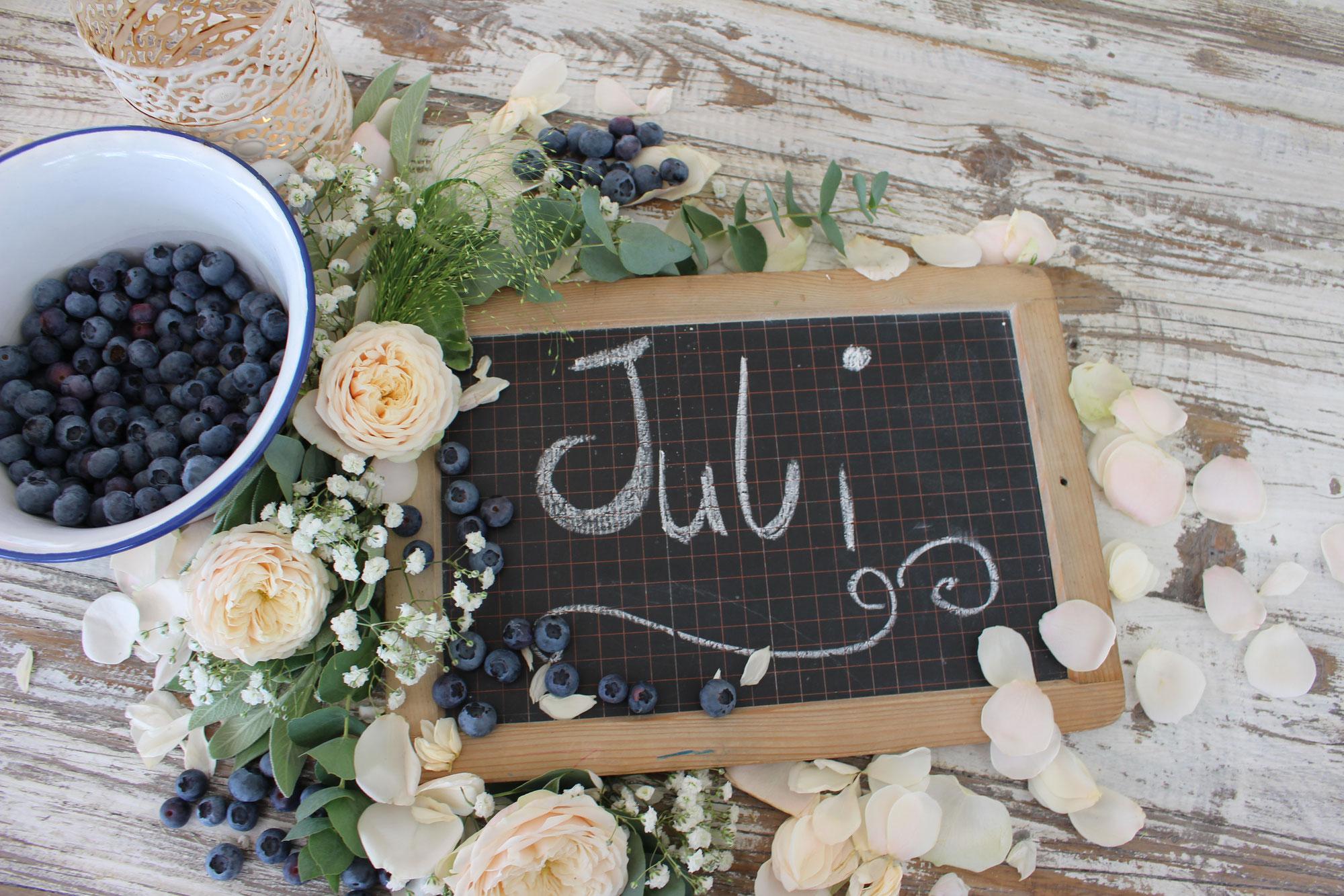 #Juli Garten