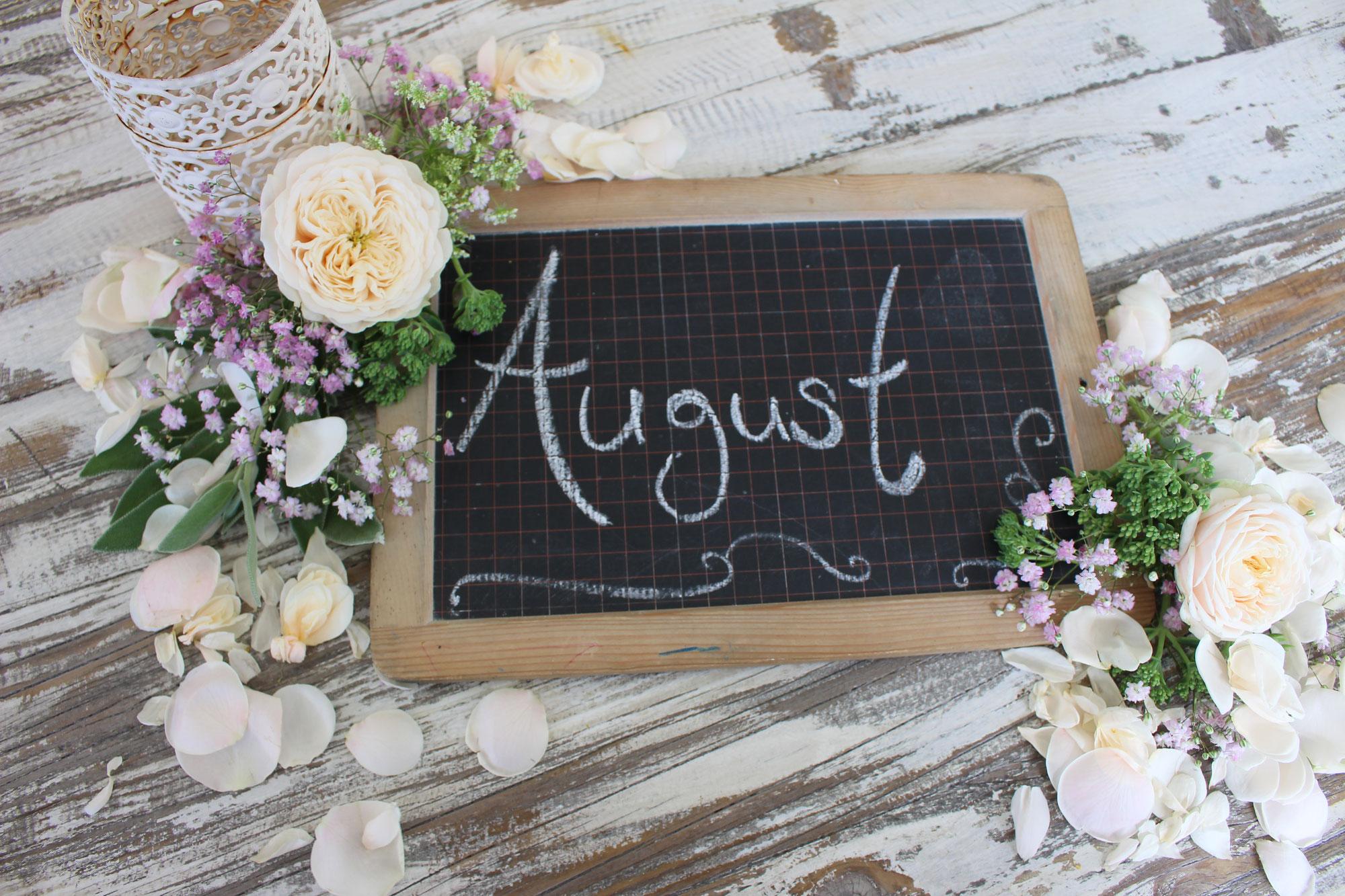 #August Garten