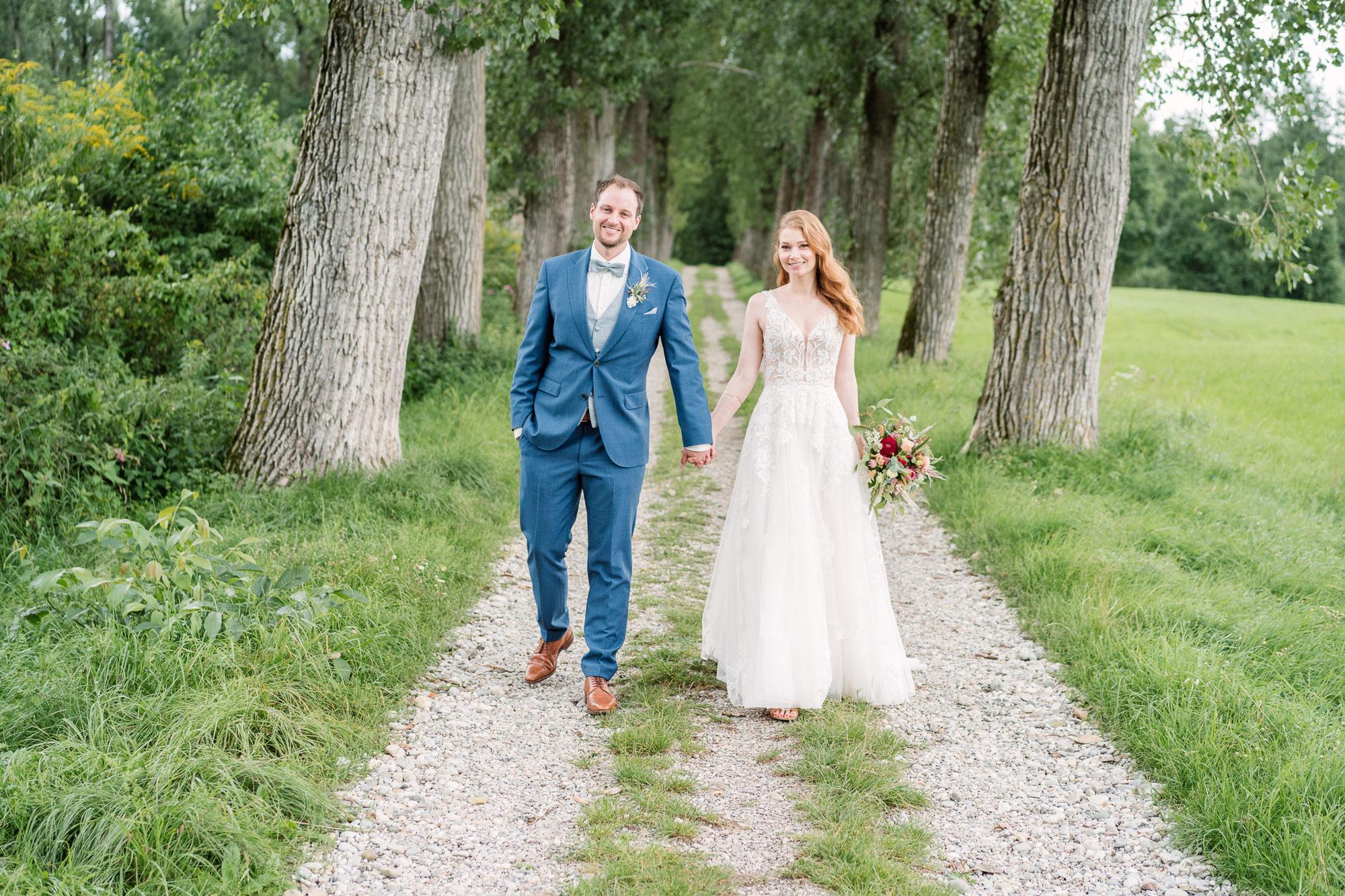 Manuela & Wolfgang - Hochzeit auf Gut Staudham