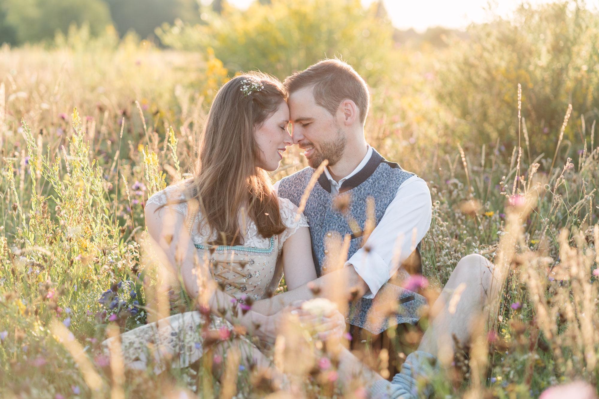 Engagement mit Annika & Konstantin vom Hochzeitsfotografen München
