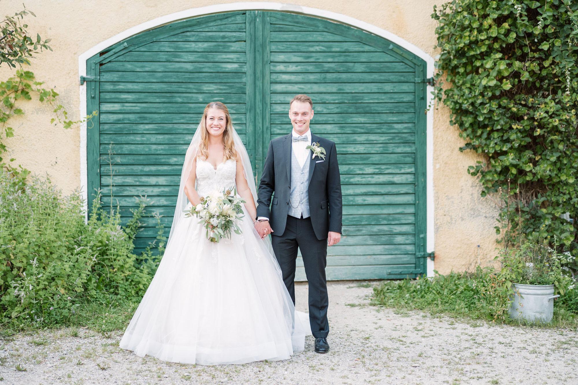 Judith & Andrè - Hochzeit auf Schloss Blumenthal