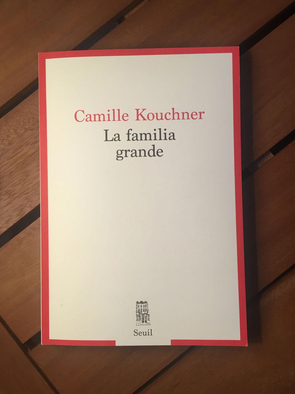 """""""La familia grande"""" : courage, pudeur et clairvoyance de Camille Kouchner."""
