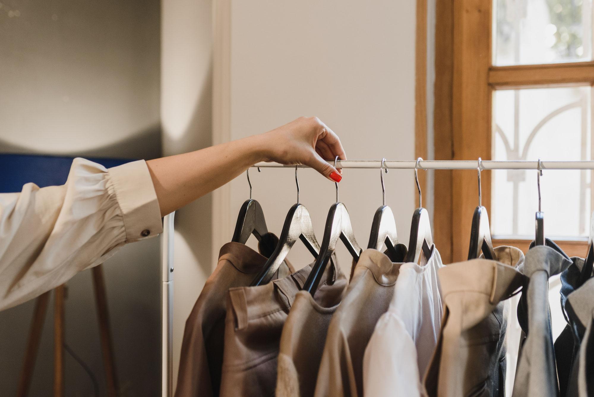 Weniger ist Mehr - Wardrobe Capsule Model