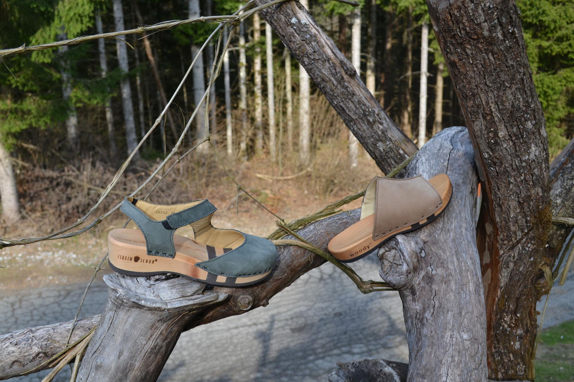 Woody Schuhe in Villach