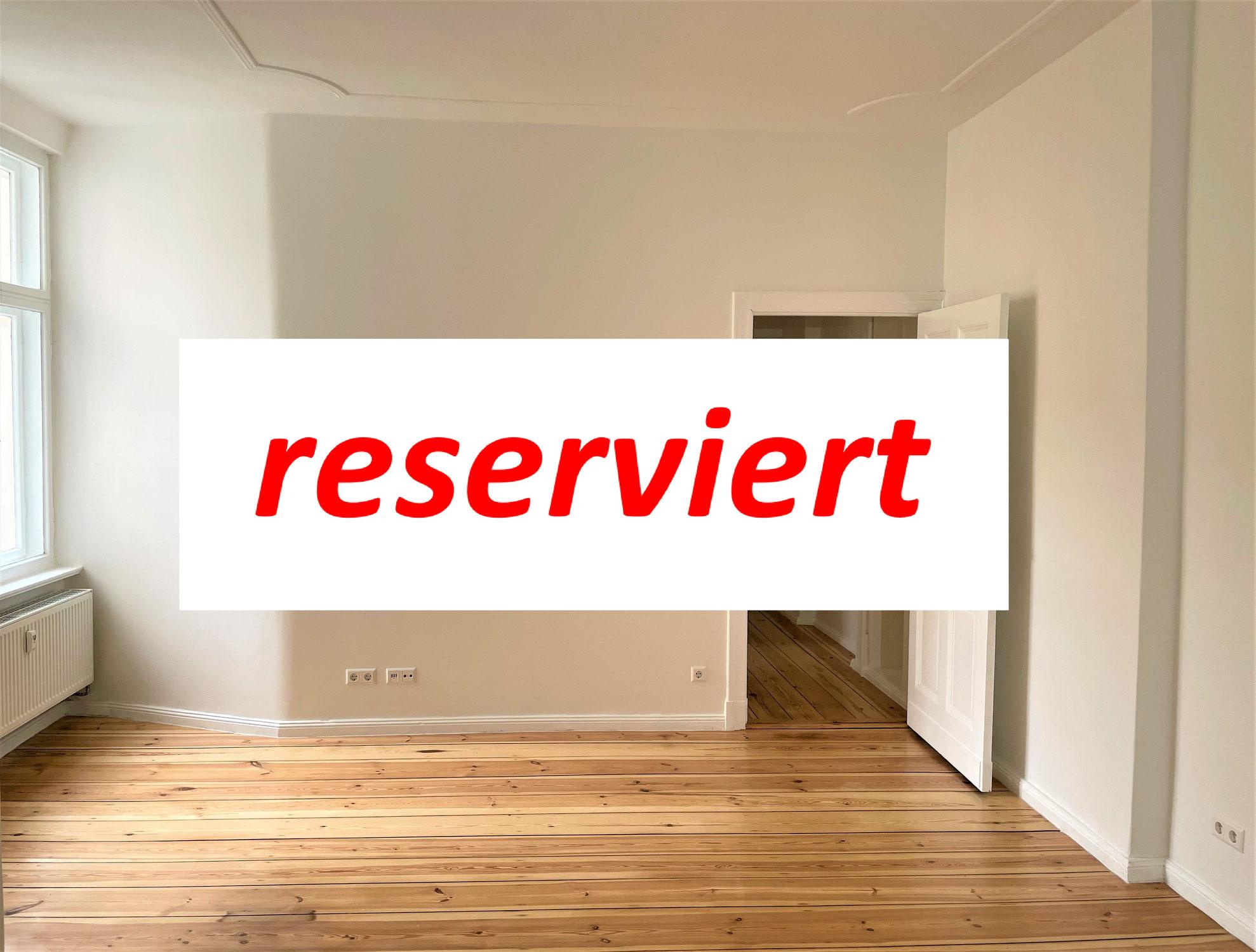 Sanierter Altbau! 1-Zimmer-Apartment mit Aufzug nahe Maybachufer! Bezugsfrei!