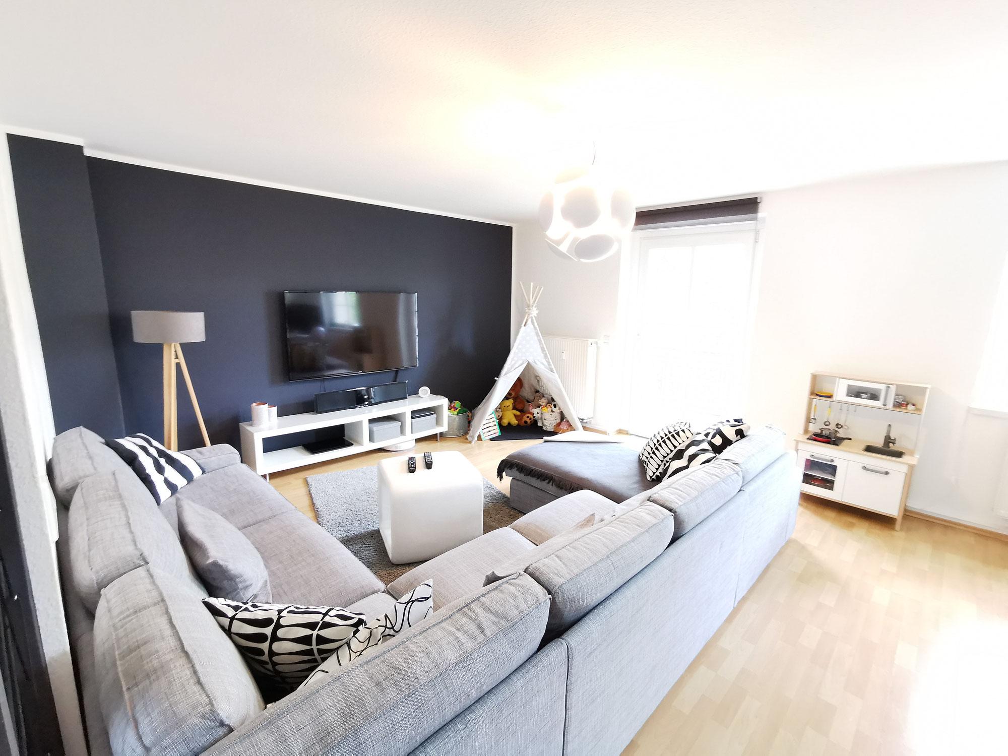 Bezugsfrei ab Juni 2021! 3-Zimmer Apartment mit zwei Balkonen!