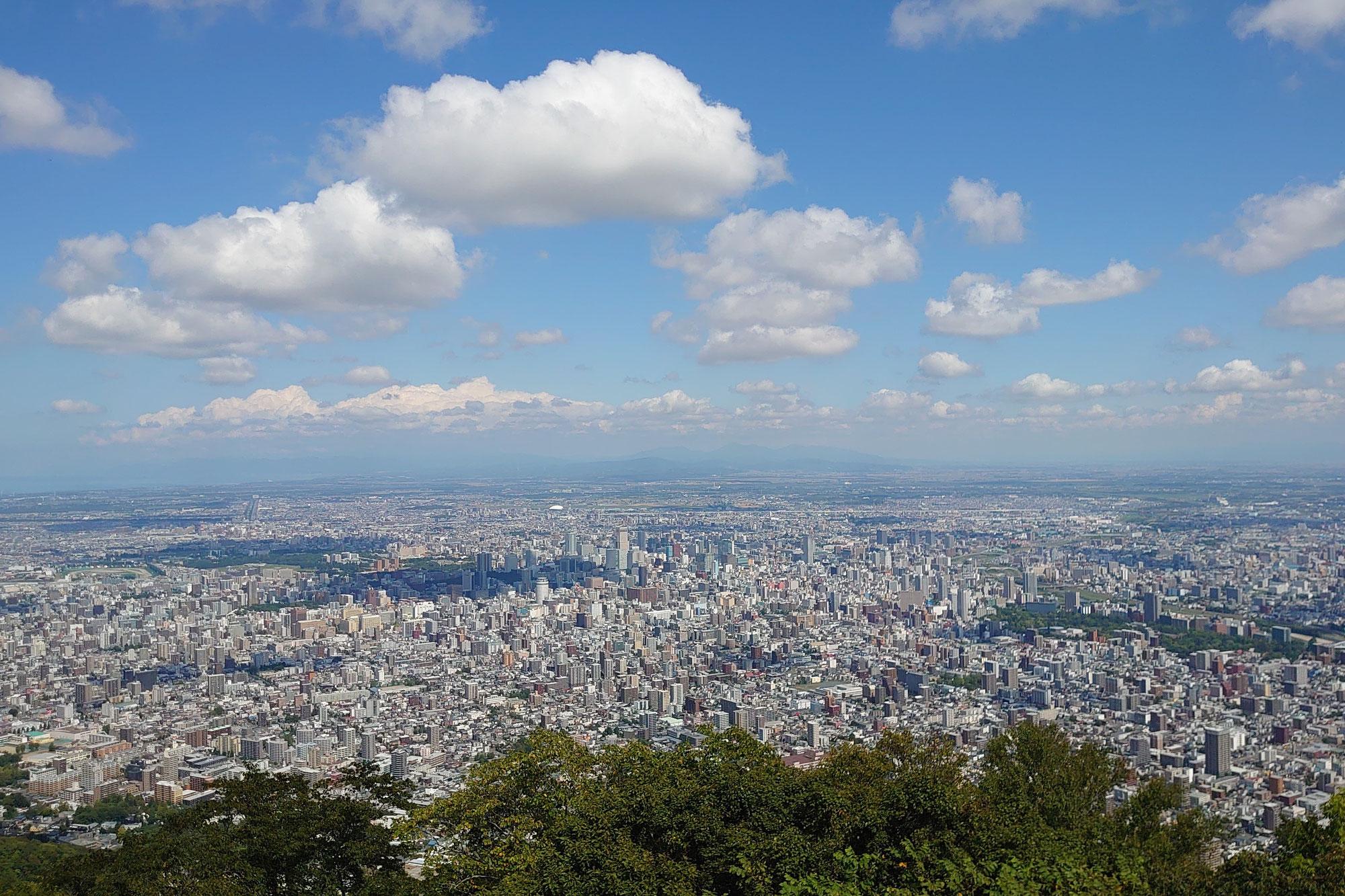 30年ぶりの北海道旅行