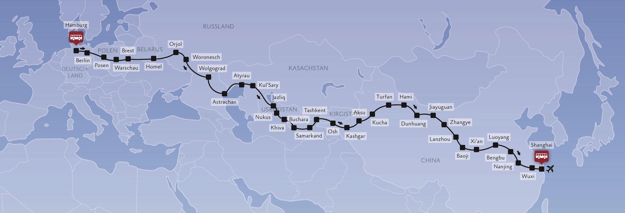 Unsere Reise mit der ZEIT, 2017