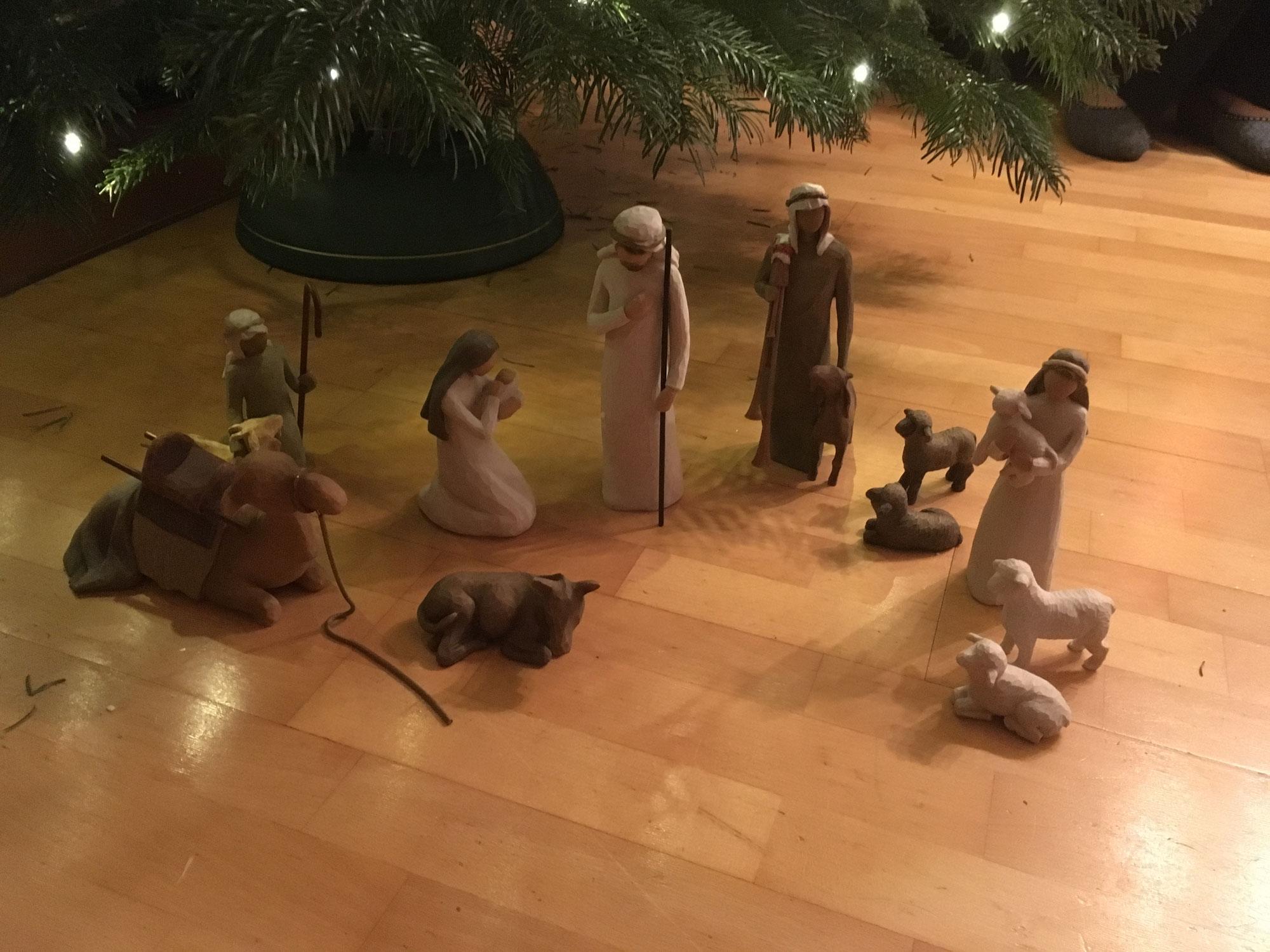 Von ängstlichen Engeln, Schäfchen und Menschen