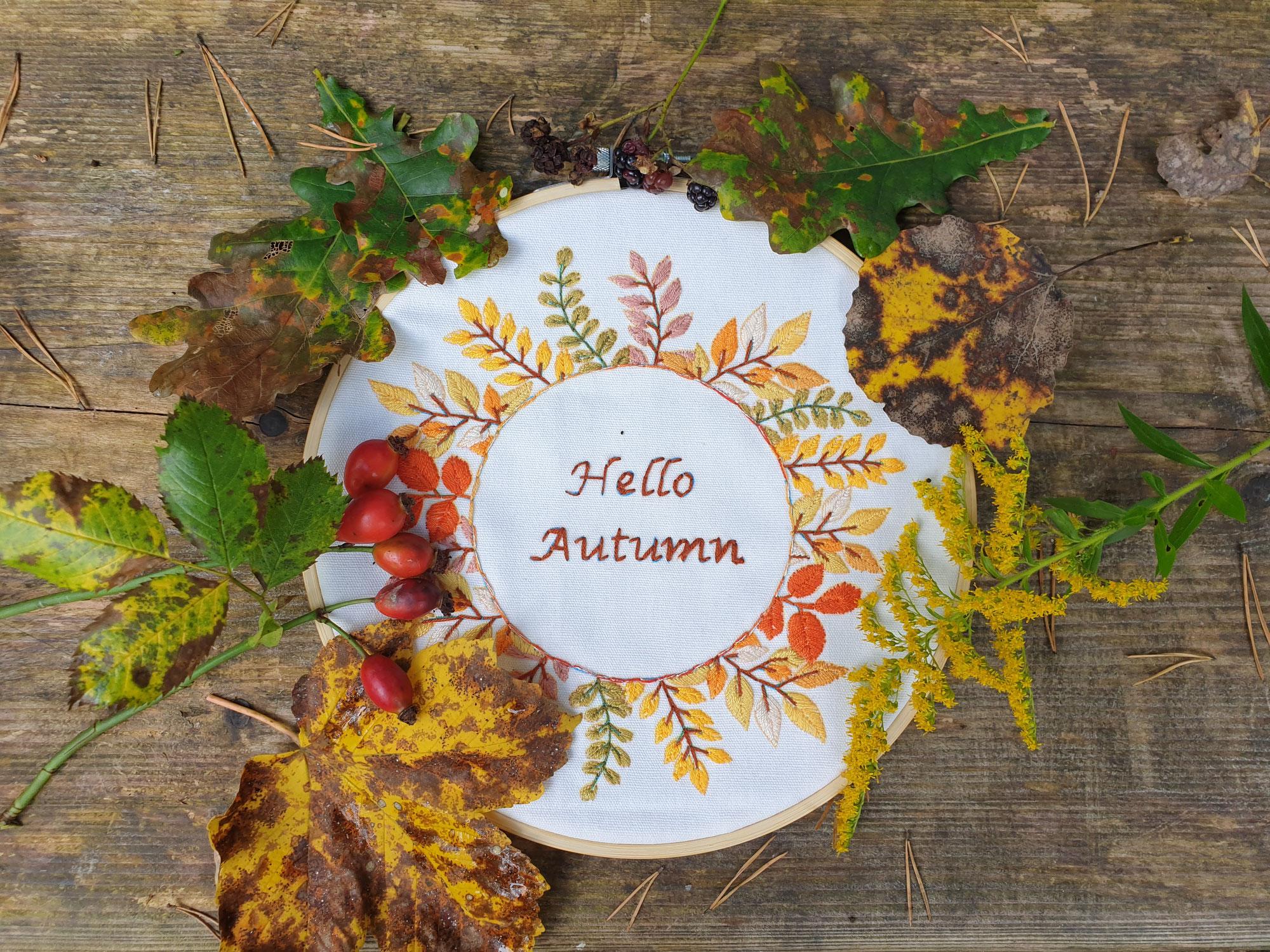Gegen Herbstblues