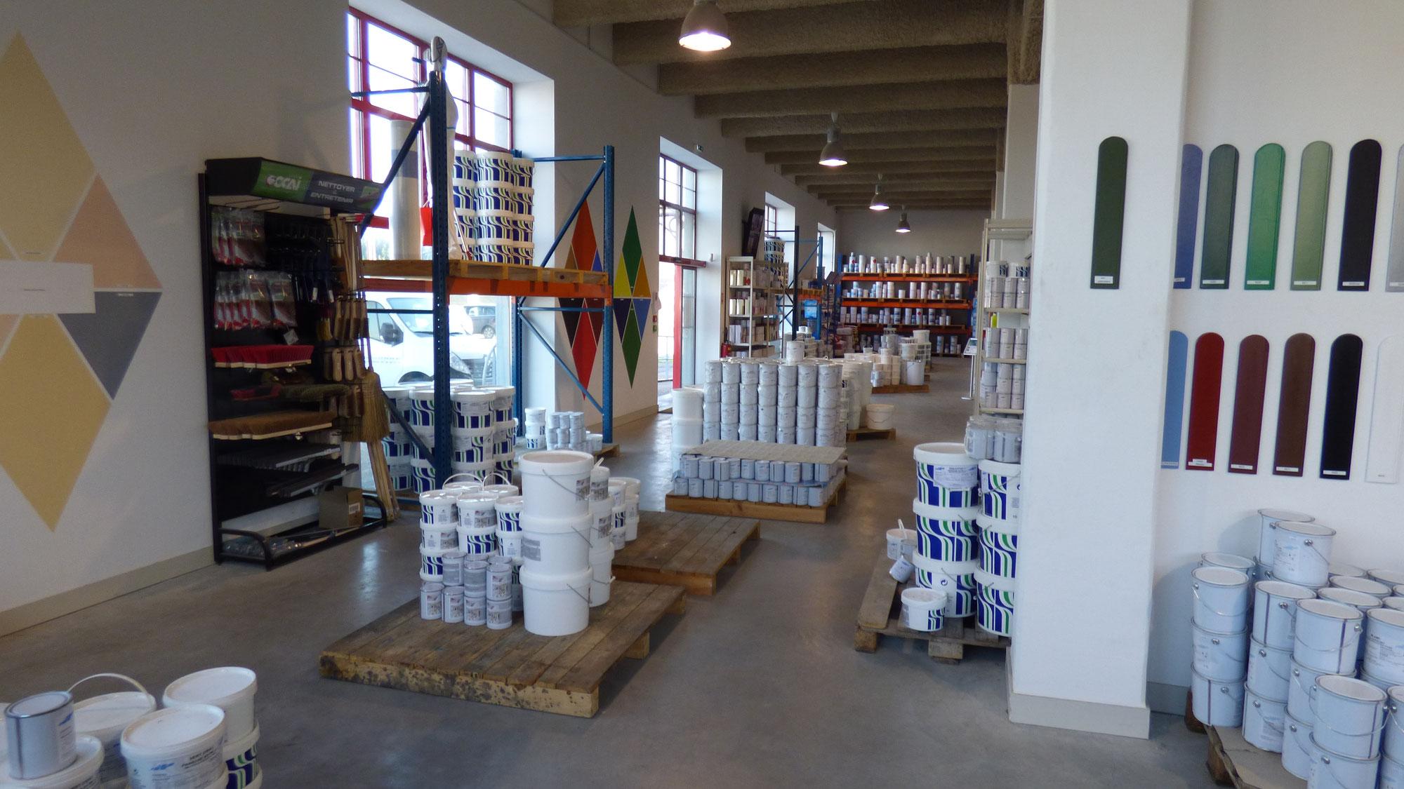 Magasin d 39 usine bouchillou alkya fabricant de peintures - Linvosges magasin d usine ...