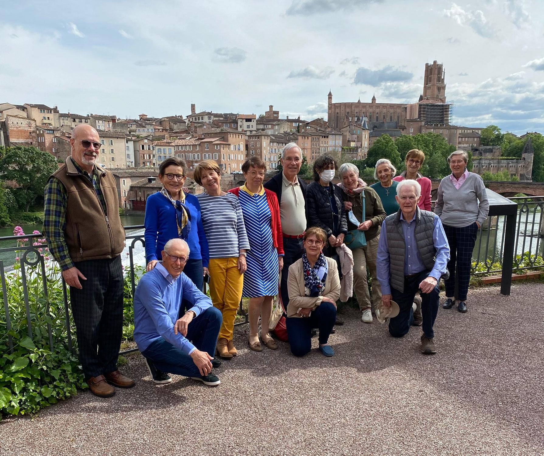 Visite du musée Lapérouse square Botany Bay Albi 21 mai 2021