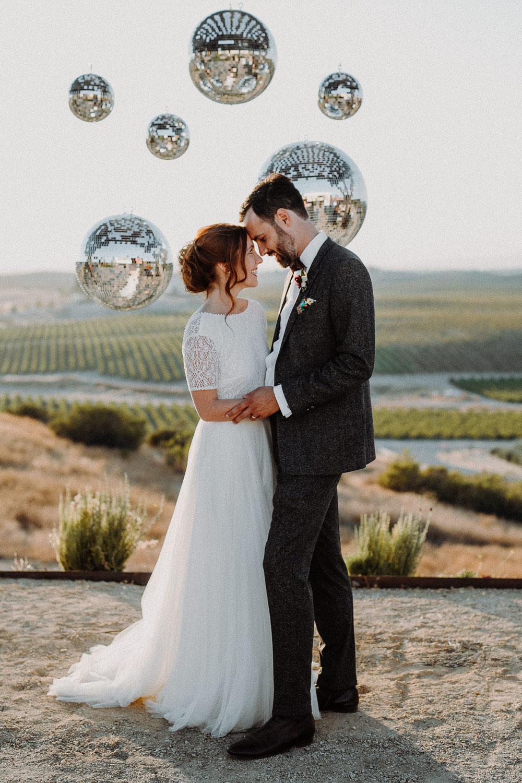 Boho Hochzeit in Kalifornien