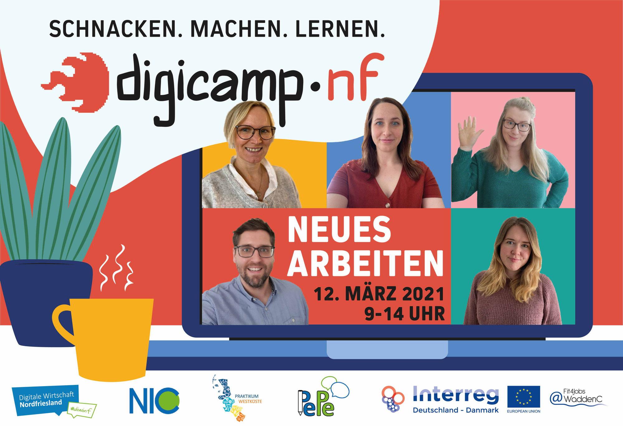 Online-Barcamp: Ideen für gute Stimmung am Arbeitsplatz