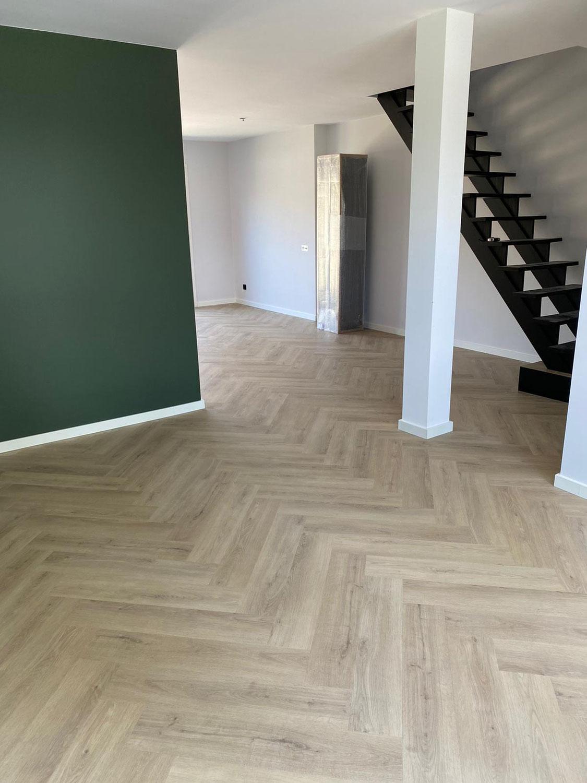 60 m² Sense 900 Deep Wood Visgraat-plak