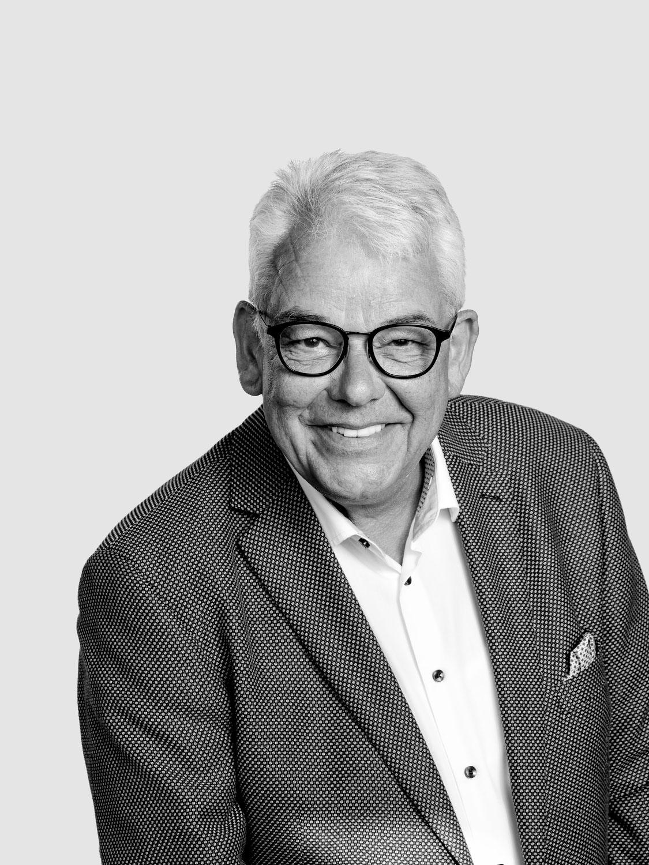 Bürgermeisterkandidat und für den Stadtrat: Hans-Otto Petersmann