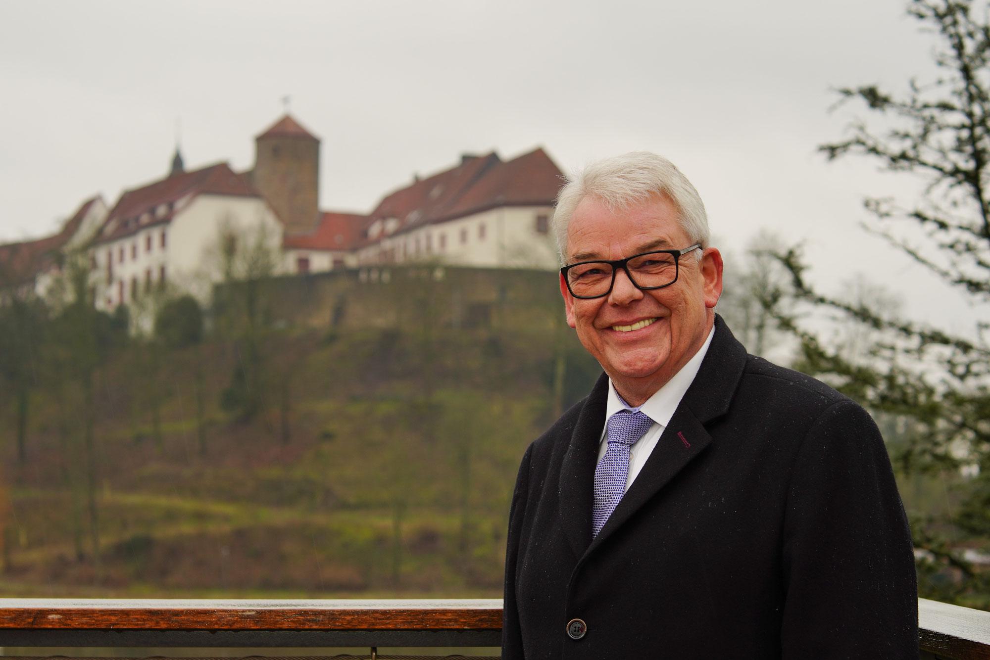 Miteinander für Bad Iburg — Petersmann tritt an