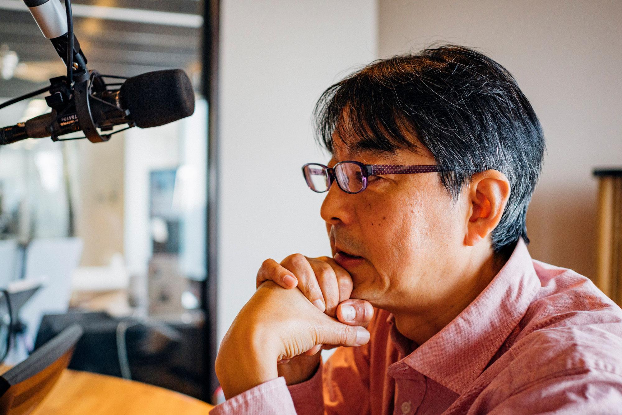 上岡理事長がラジオのレギュラーに! FMを通してSDGs情報を発信