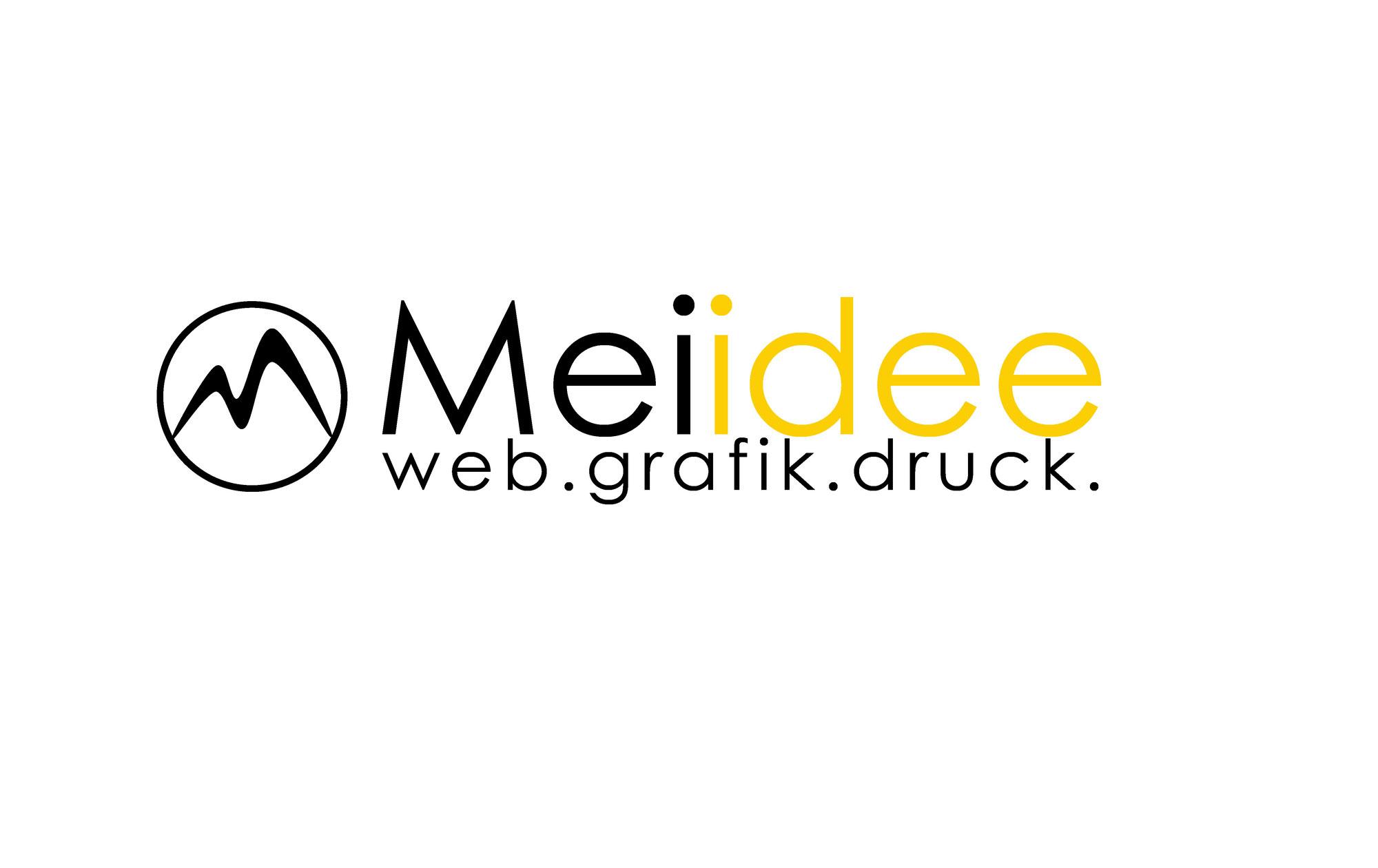 Relaunch von Meiidee – denn wir lieben was wir tun.  Neues Meiidee – gleiches Team – Wir freuen uns.